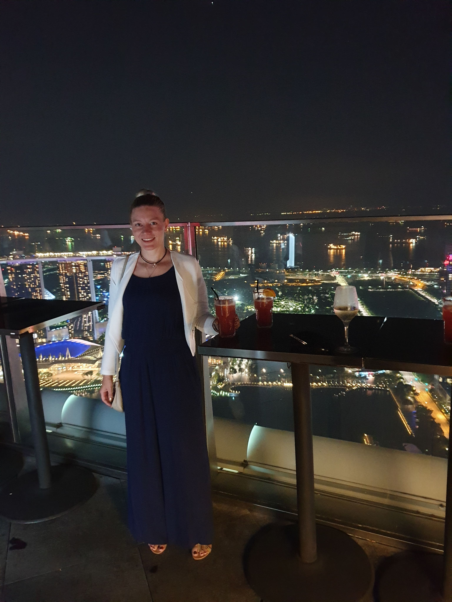 Altitude Bar in Singapur