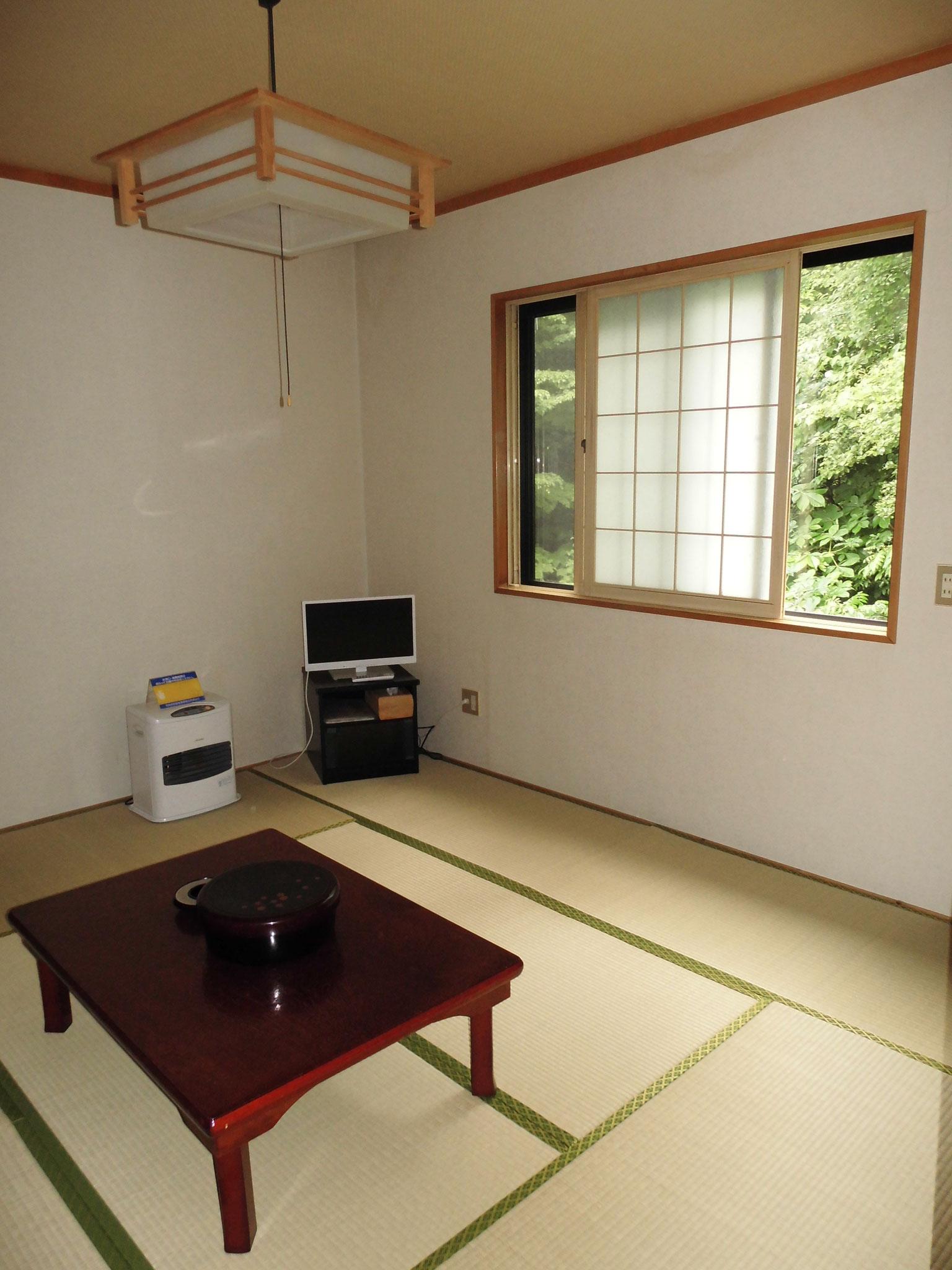 坪田旅館 お部屋