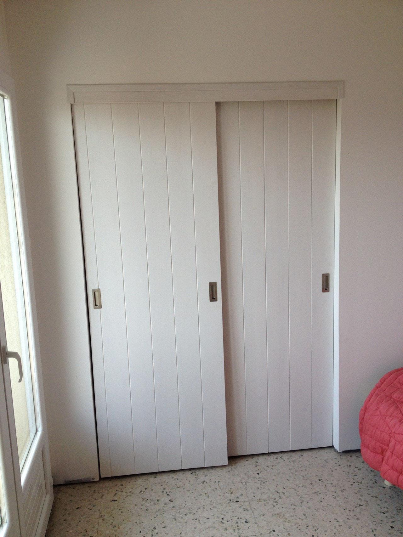 Portes de placards coulissantes et murs phonique