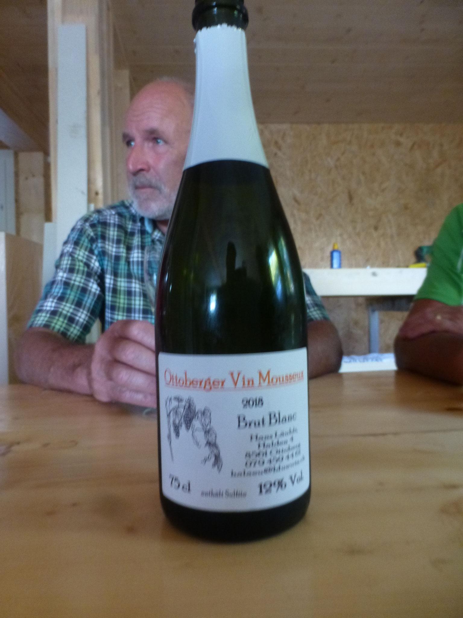 Champagner von Hans Läubli