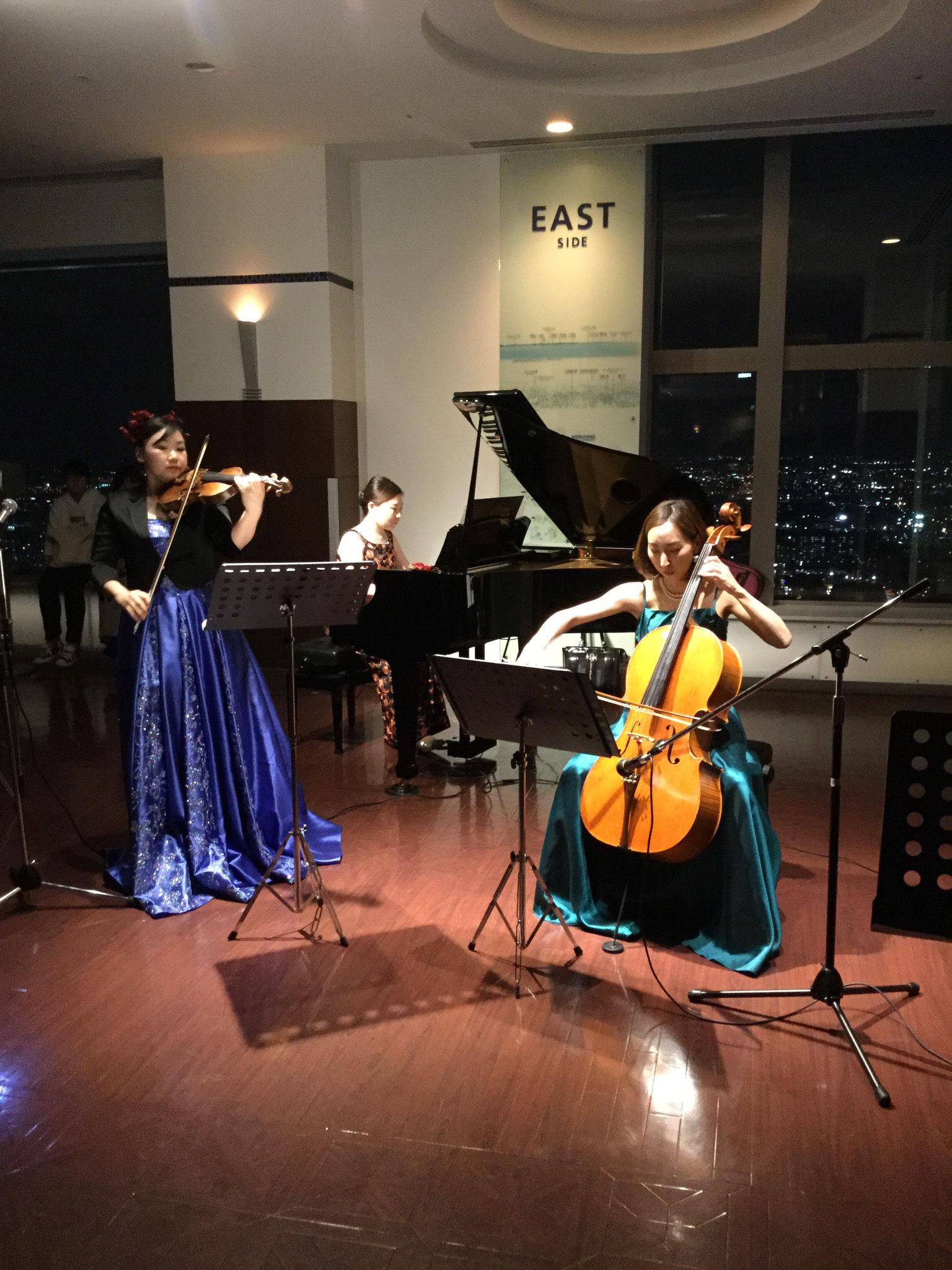 そらのコンサート in 2018 @JRタワー展望室T38
