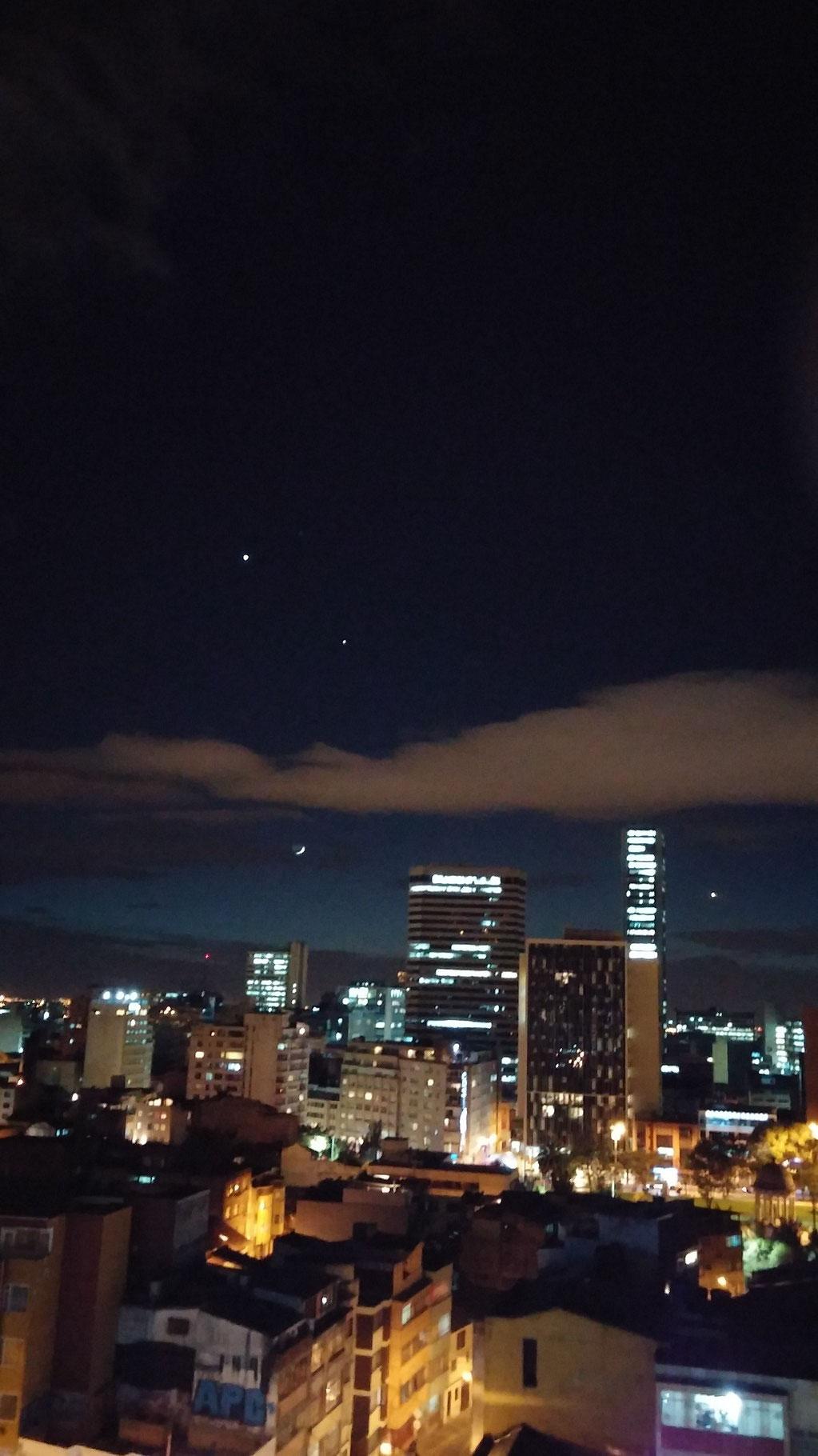 Adrian Espinosa - Vista a Mercurio, Venus y Jupiter