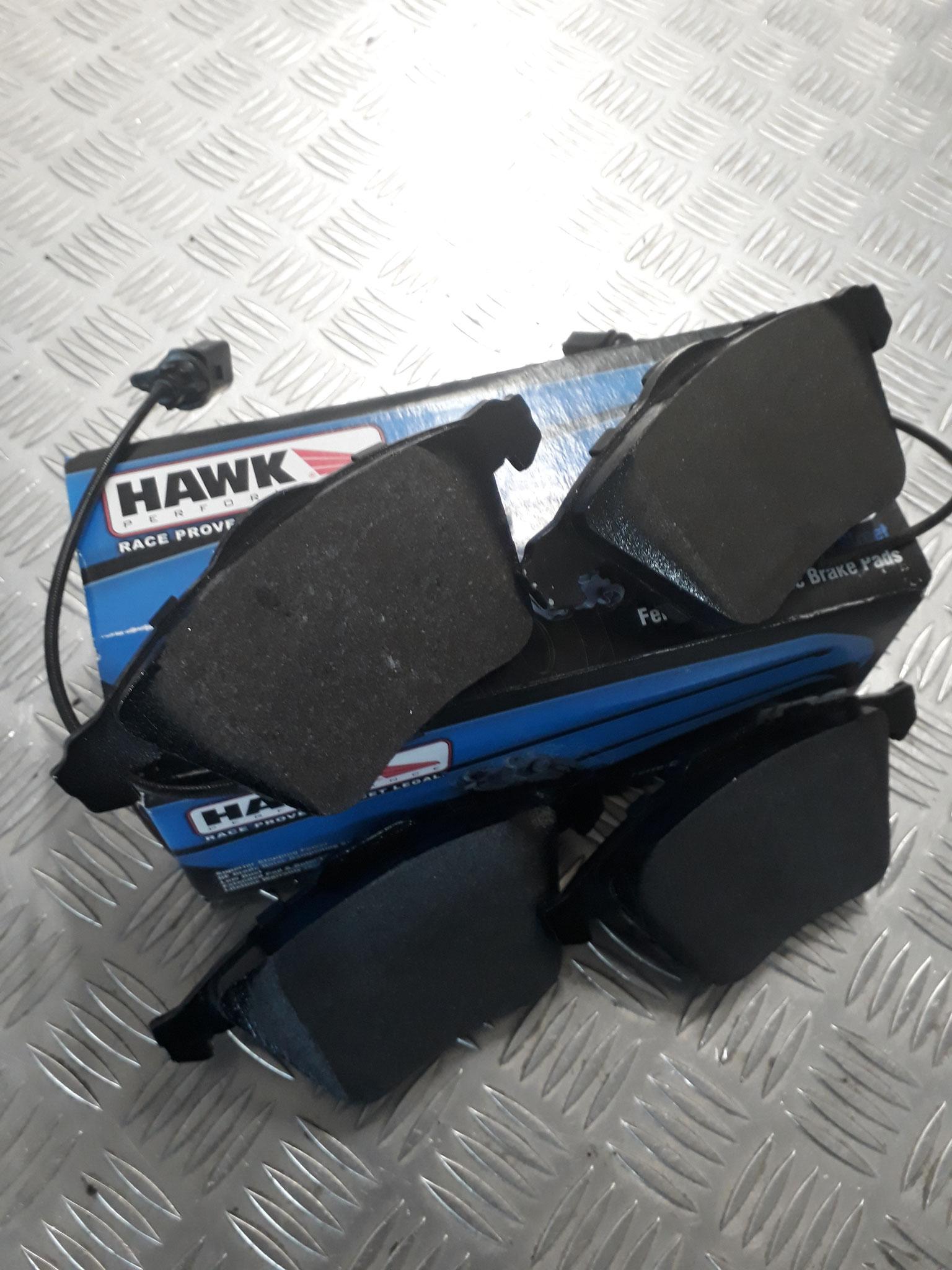 Hawk pads S4