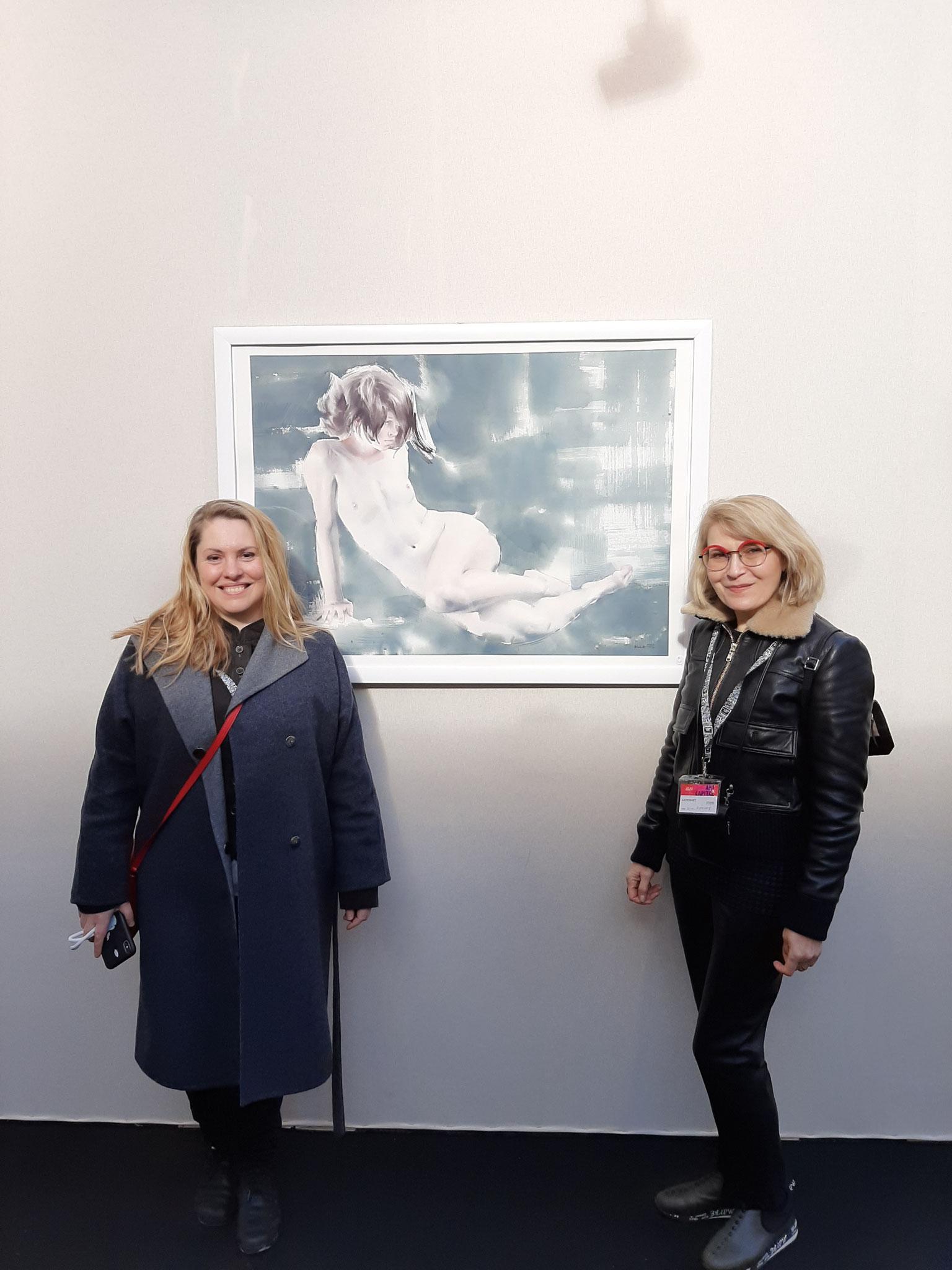 Olga LITVINENKO Artiste peintre exposant