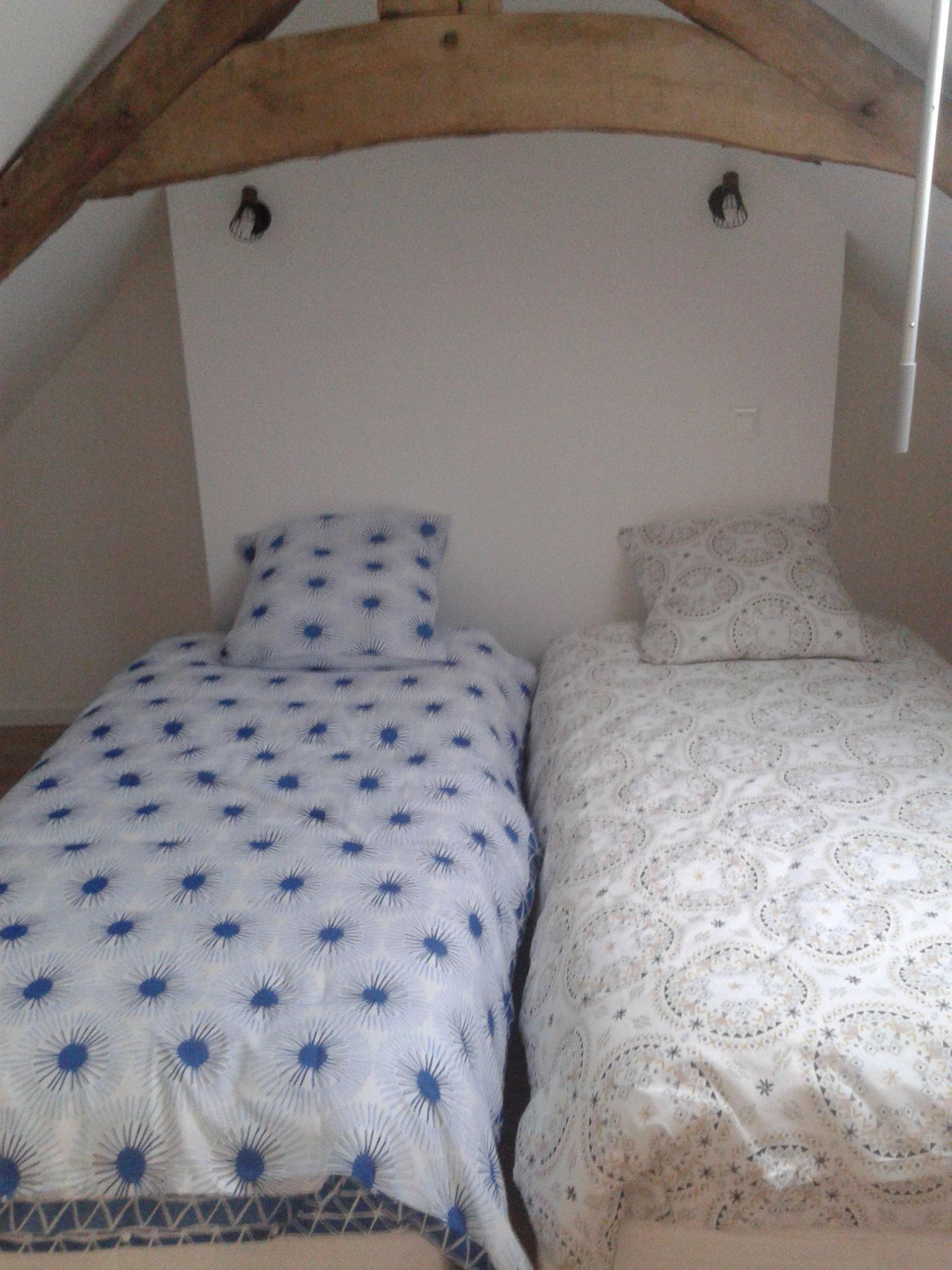 troisième chambre de deux personnes