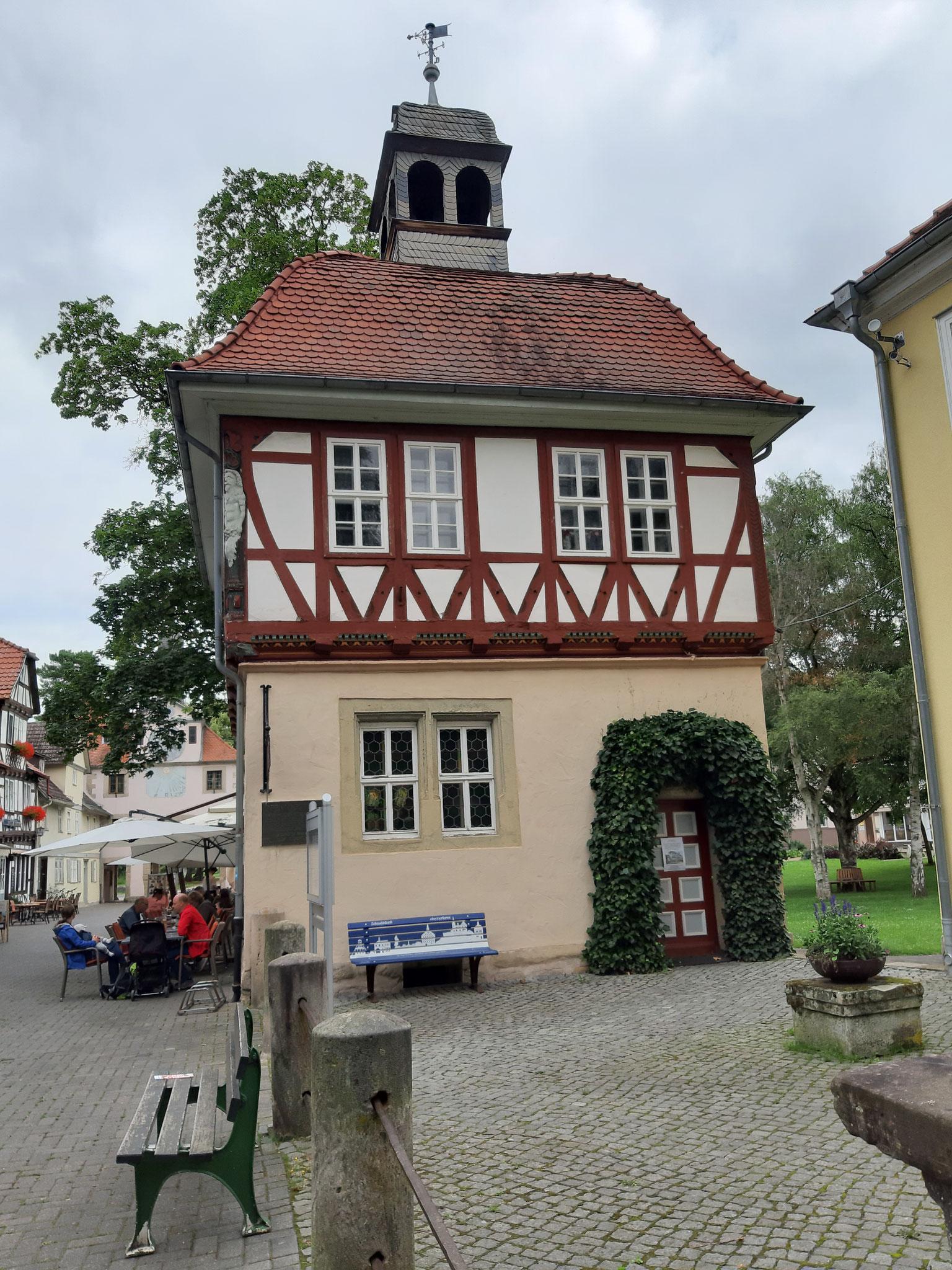Ehemaliges Zoll- und Steueramt am alten Stadttor