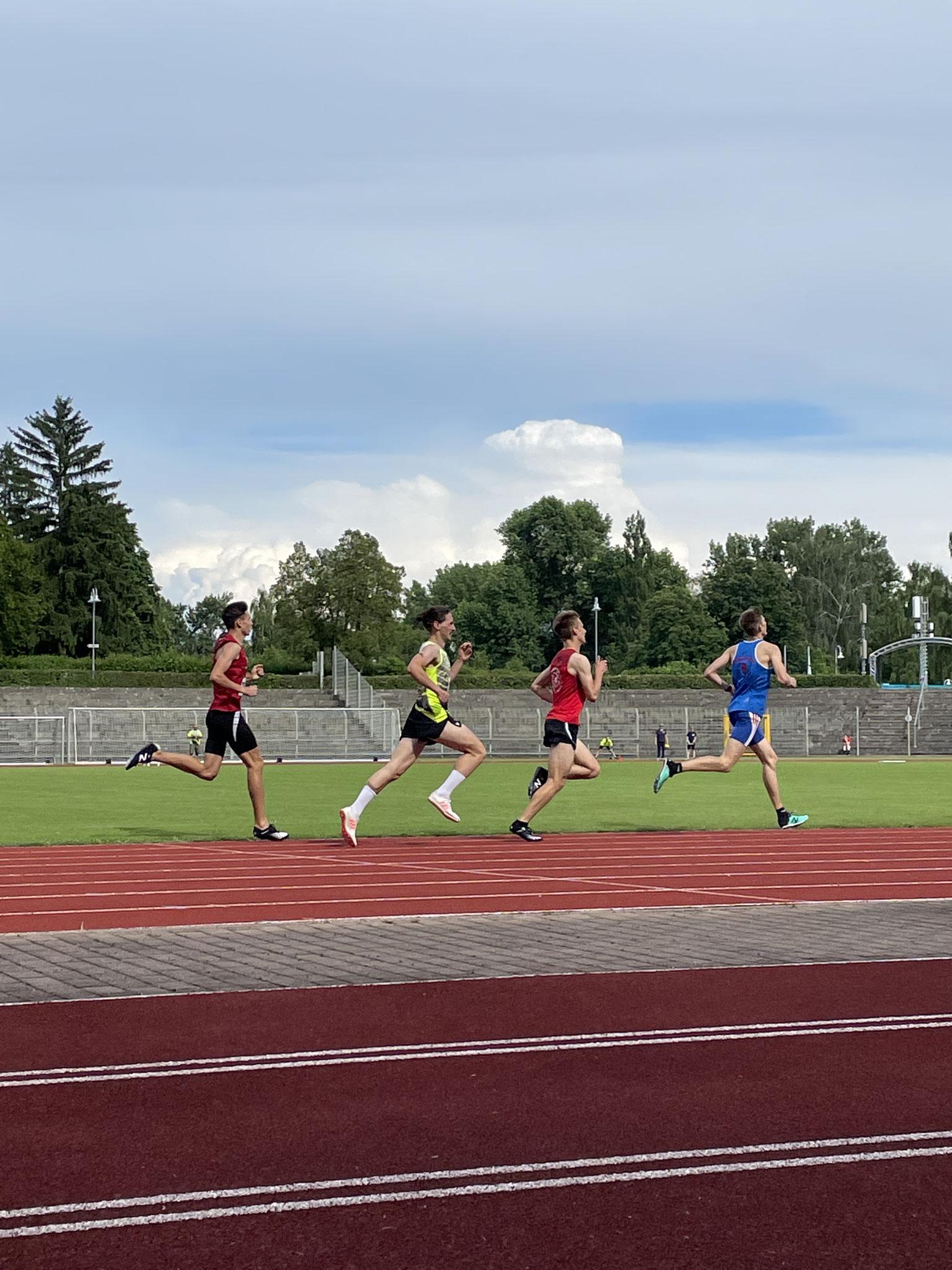 800m - Hannes - Foto: privat