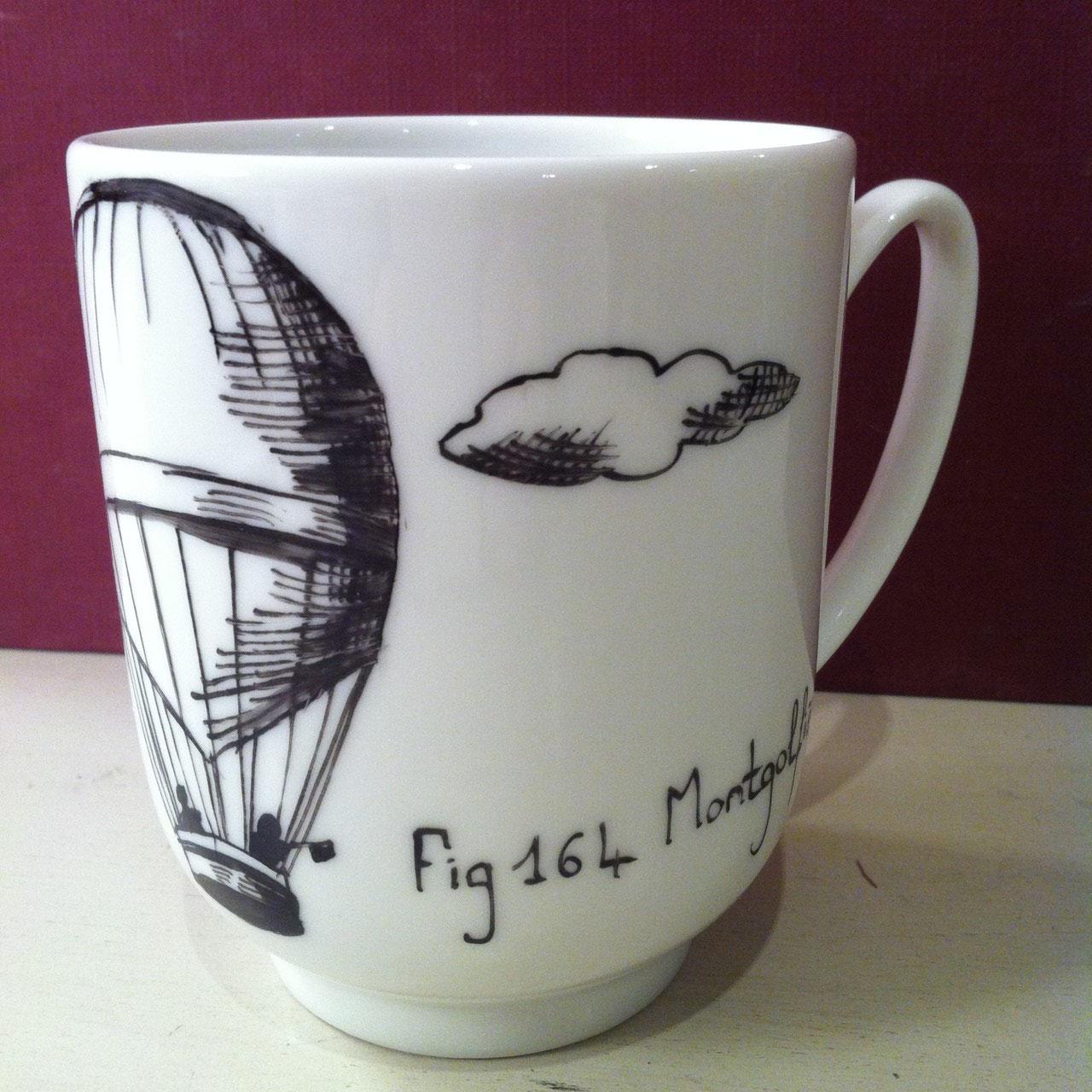 Mug H 10 cm