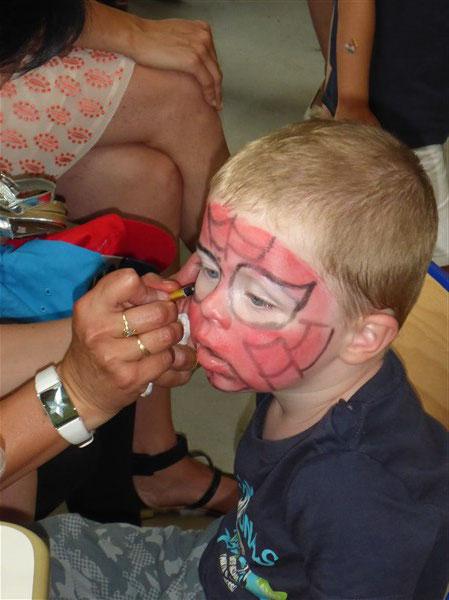 Même Spider Man est là !