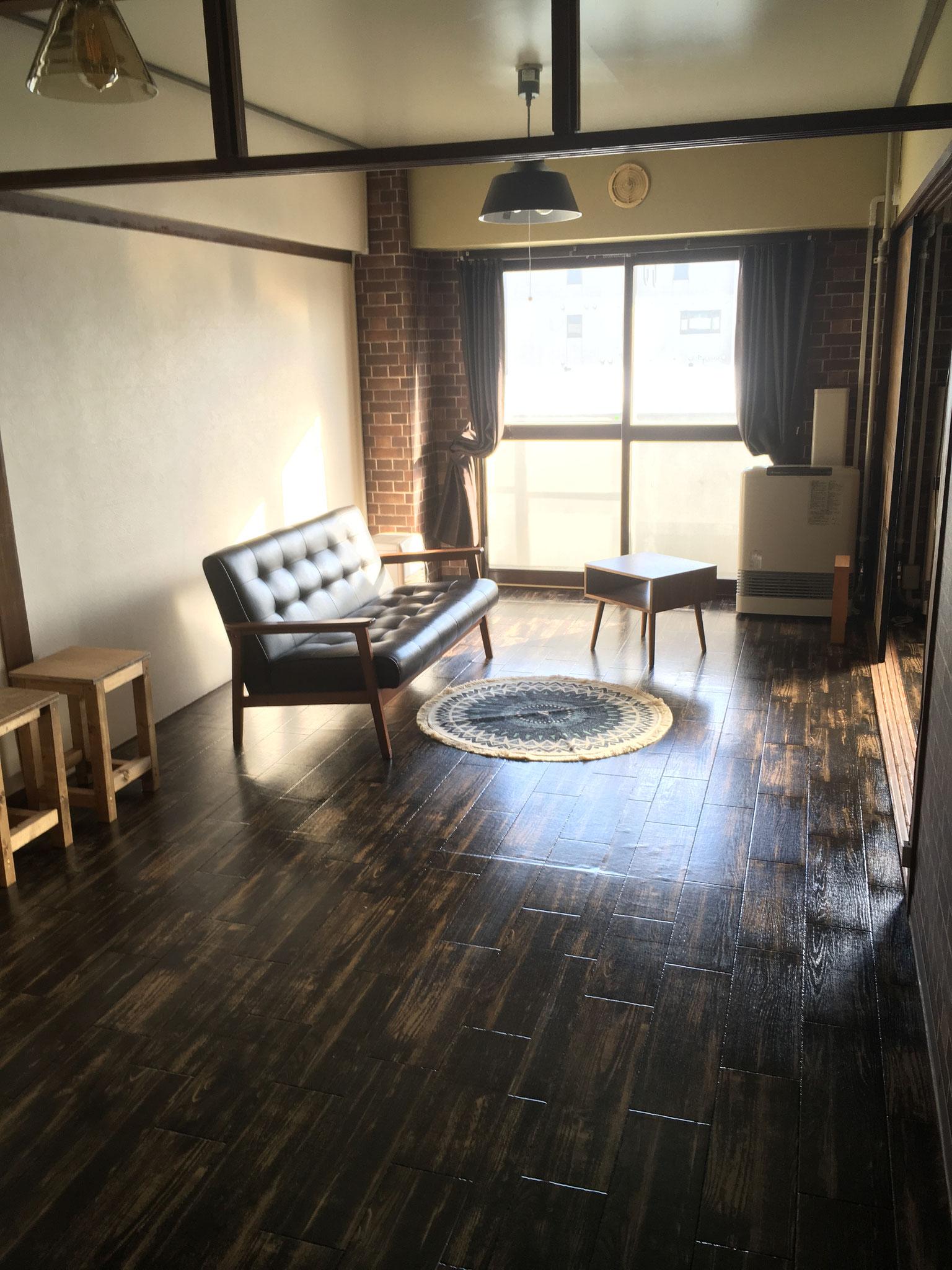 江別・札幌で中古マンションのリノベーションデザインを手掛けています。