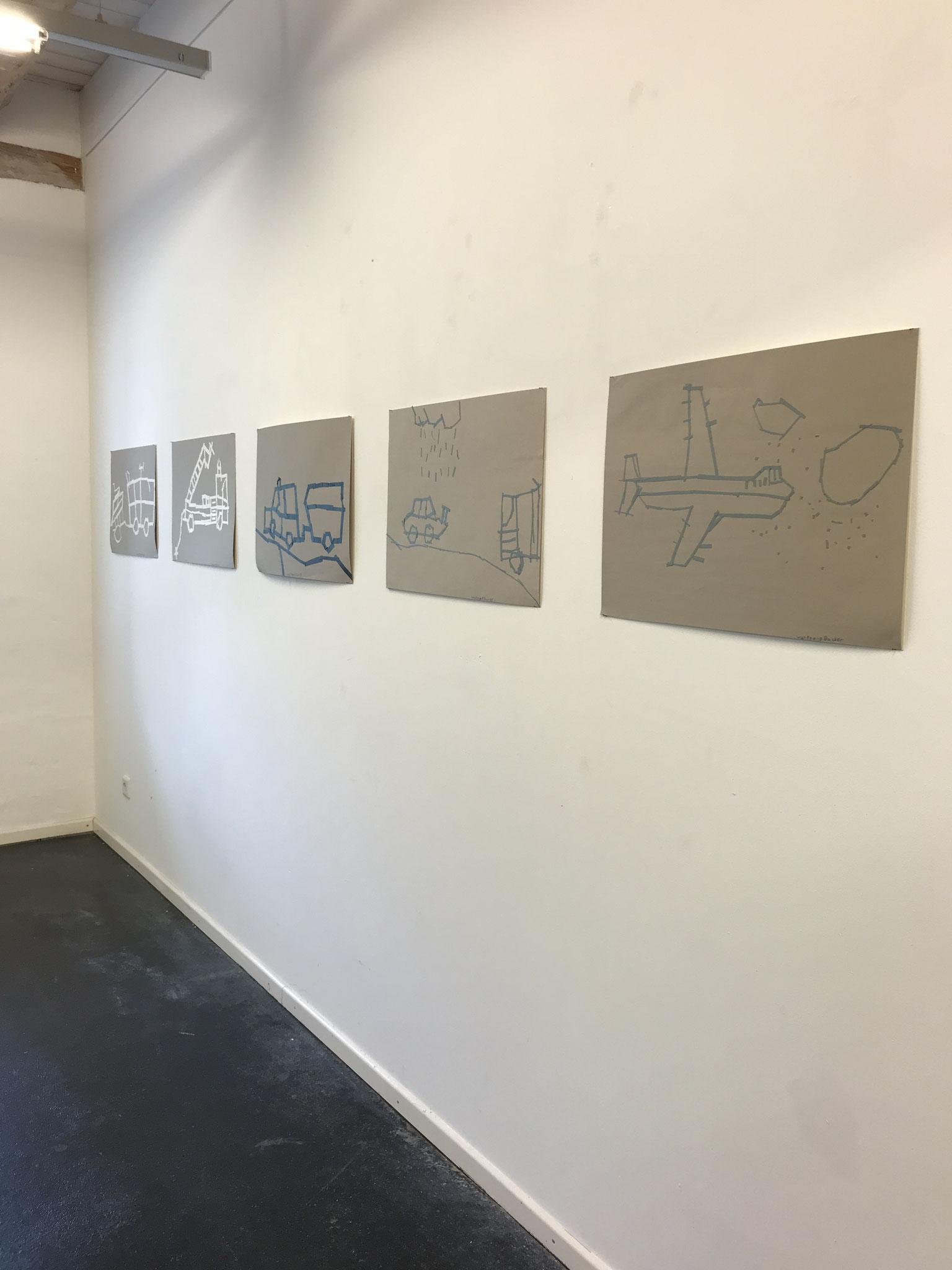 Wolfgang Bauer Atelier Kunst inklusiv