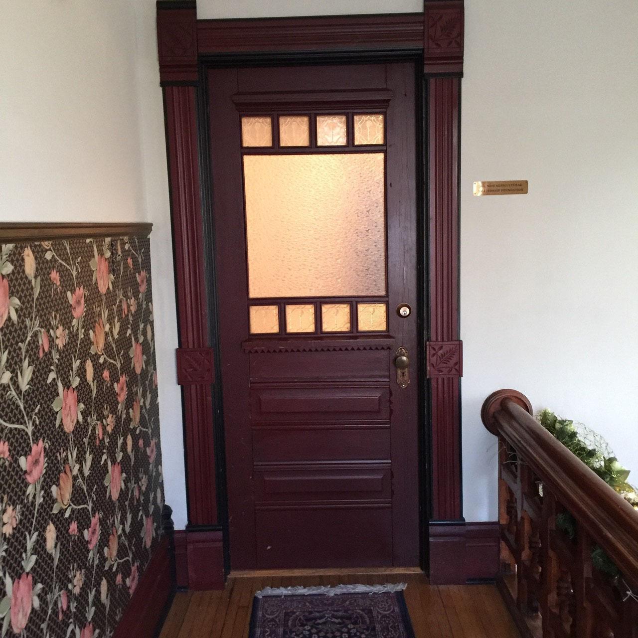 Entry Door To Office Suite
