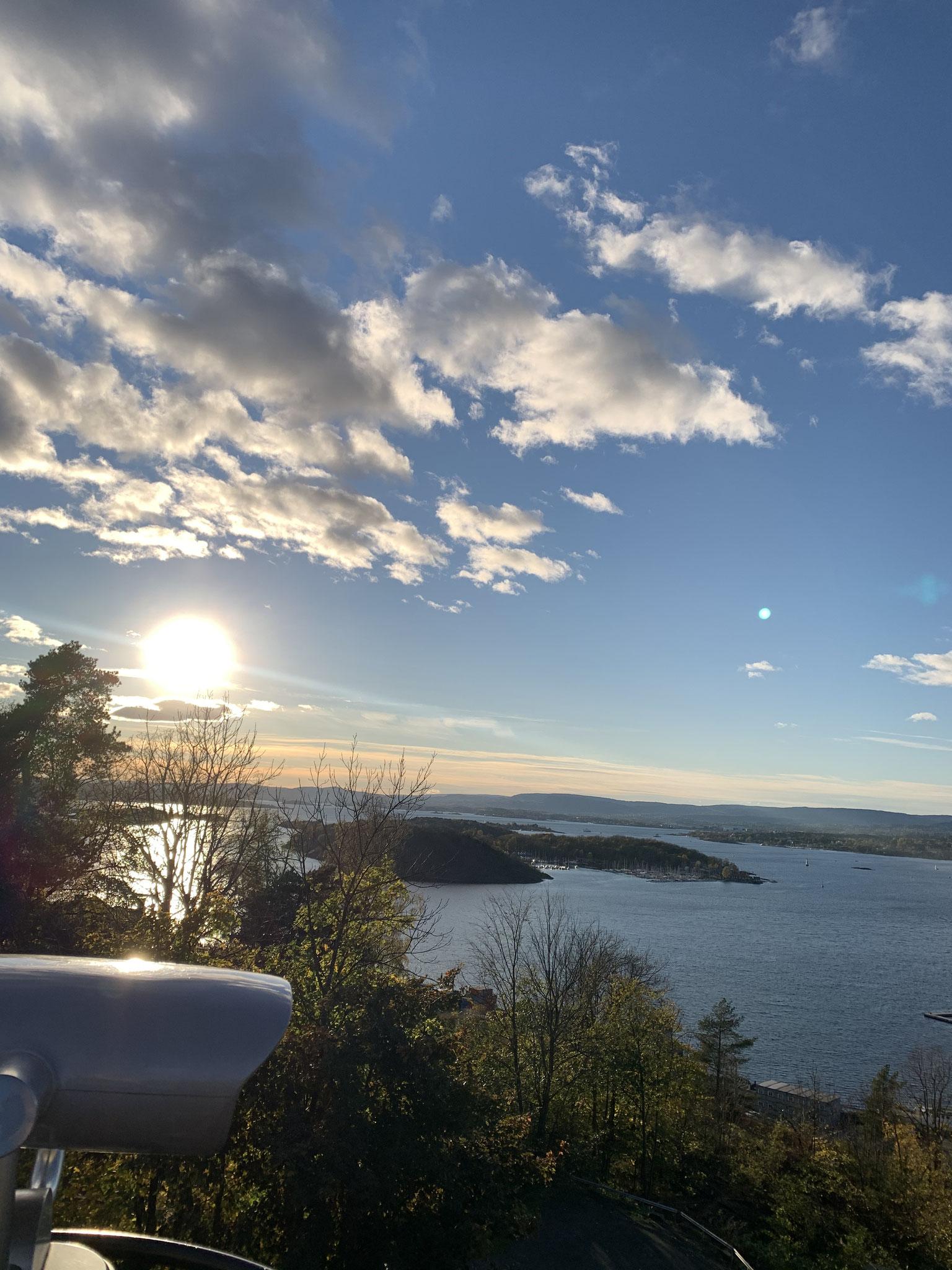 Oslos Landschaft