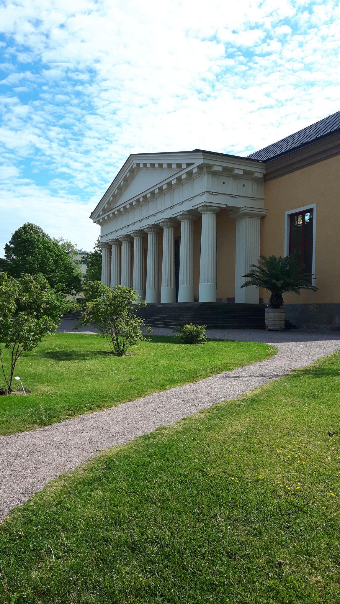 Botanischer Garten in Uppsala