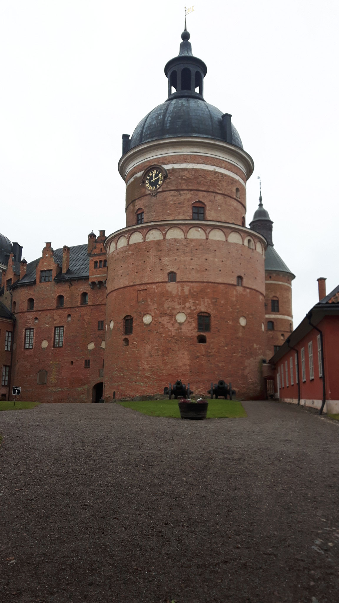 Schloss Gripsholm in Mariefred