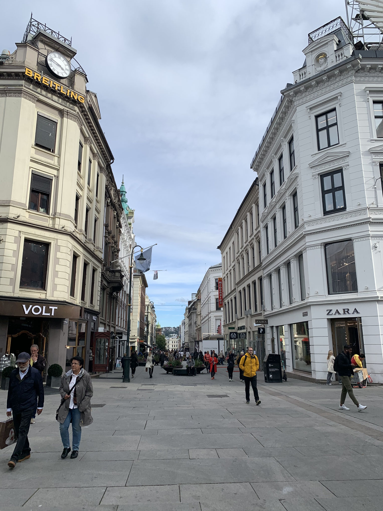 Karl Johans Gate Straße