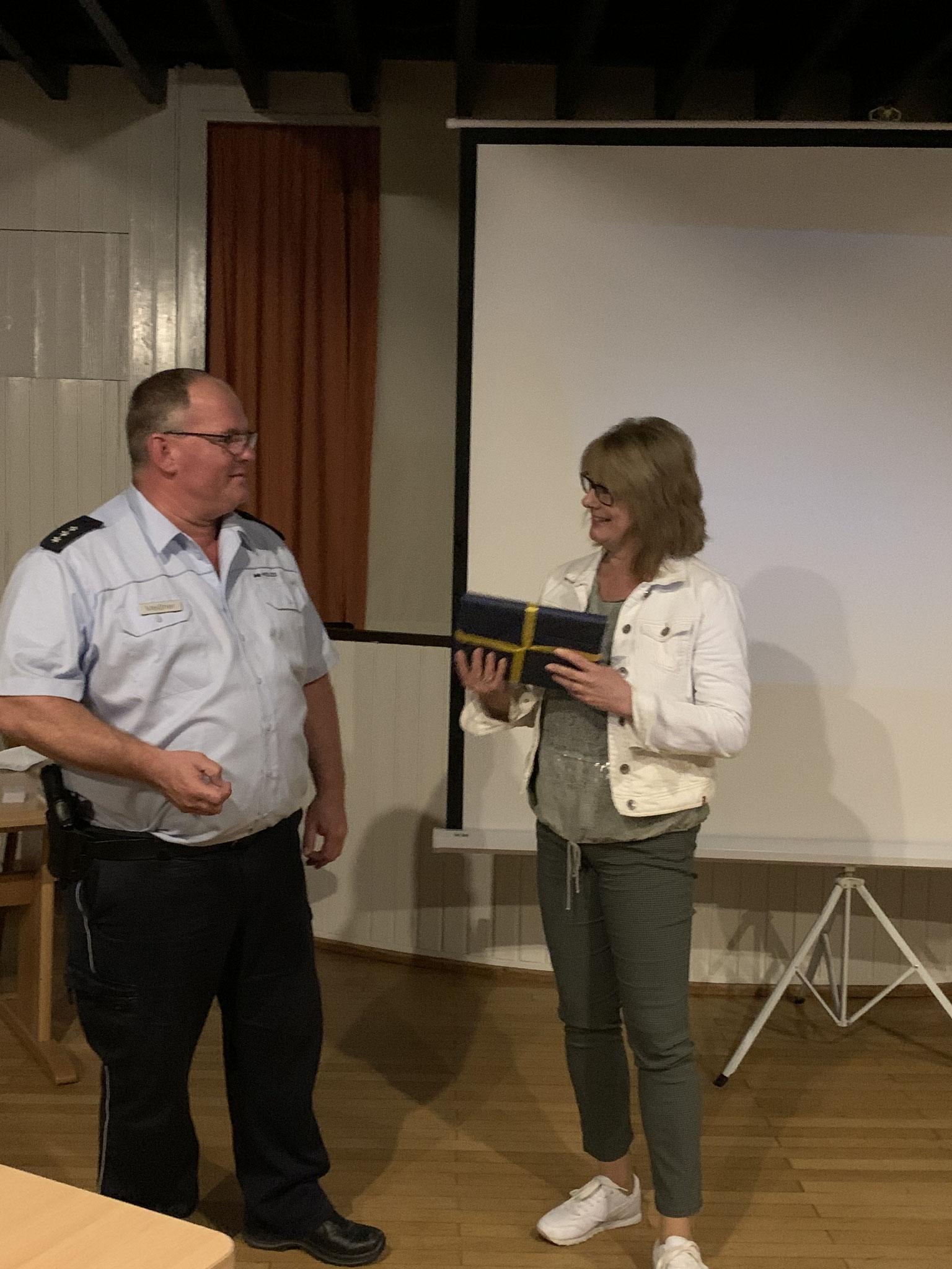 10-2020 Zivilcourage, Referent Hauptkommissar Meißner