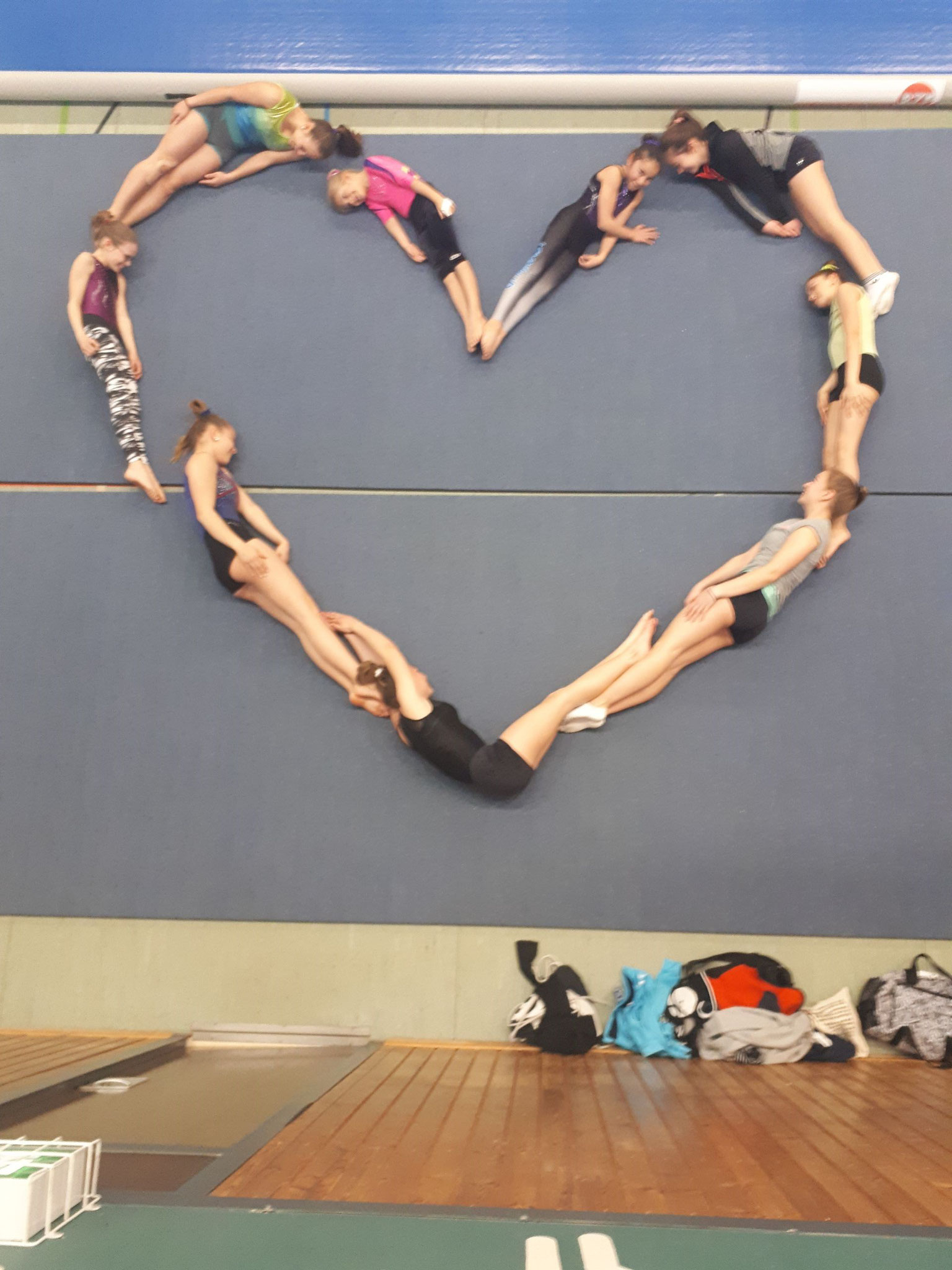 We Love Gymnastics