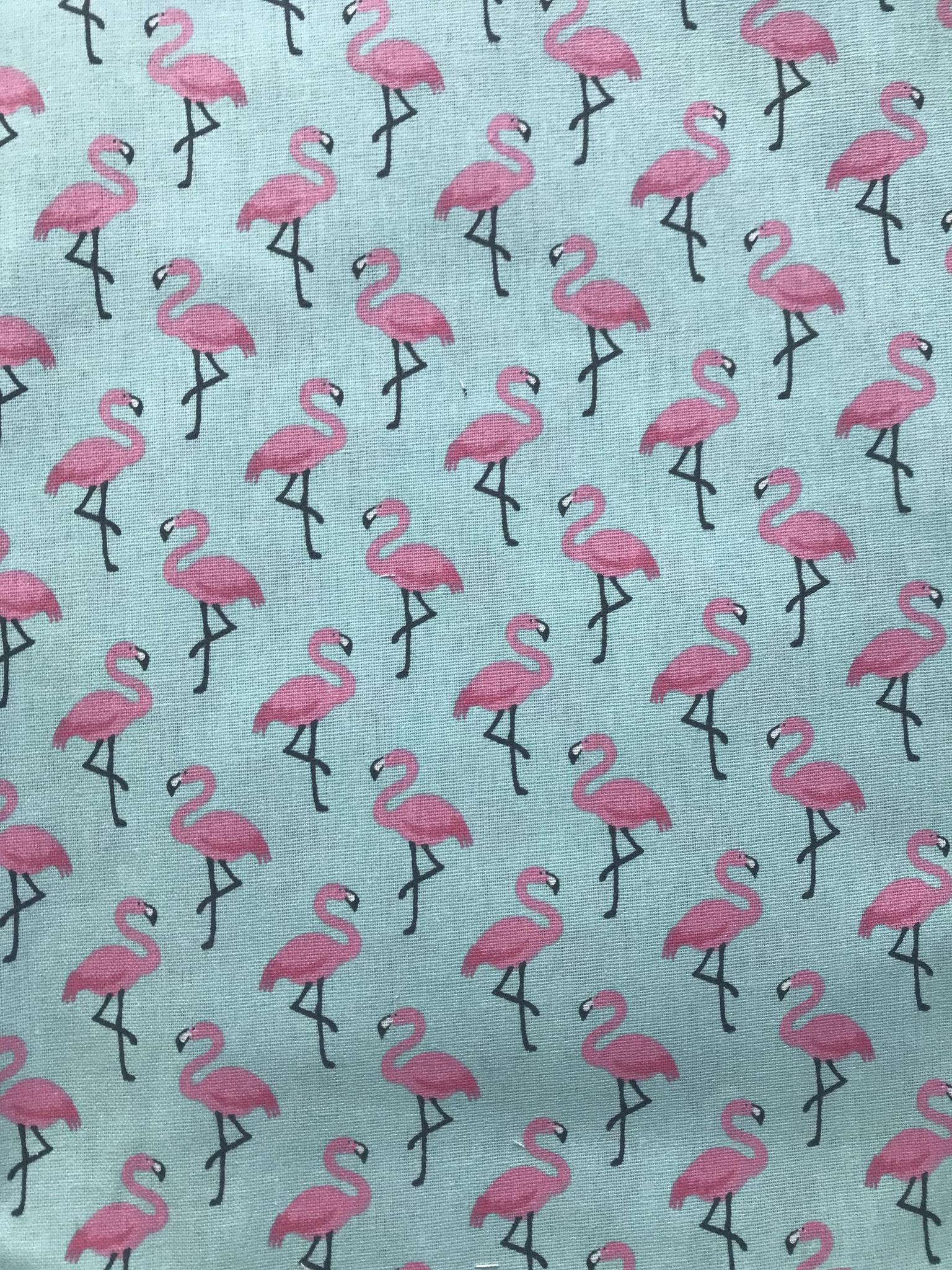 Flamingo mint