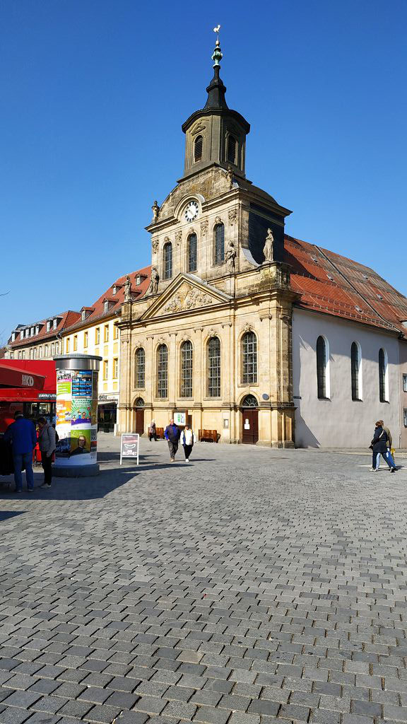 Bummel durch Bayreuth