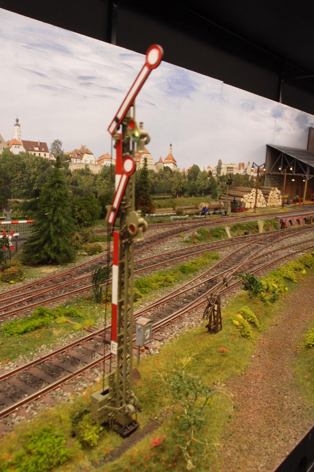 Spur I belgischer Modellbahnclub