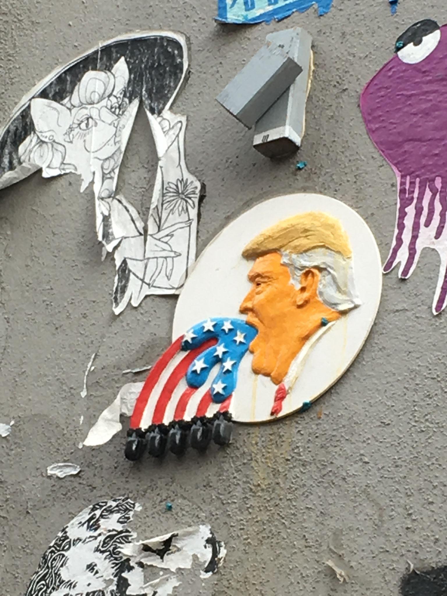 Kunst kann auch politisch sein