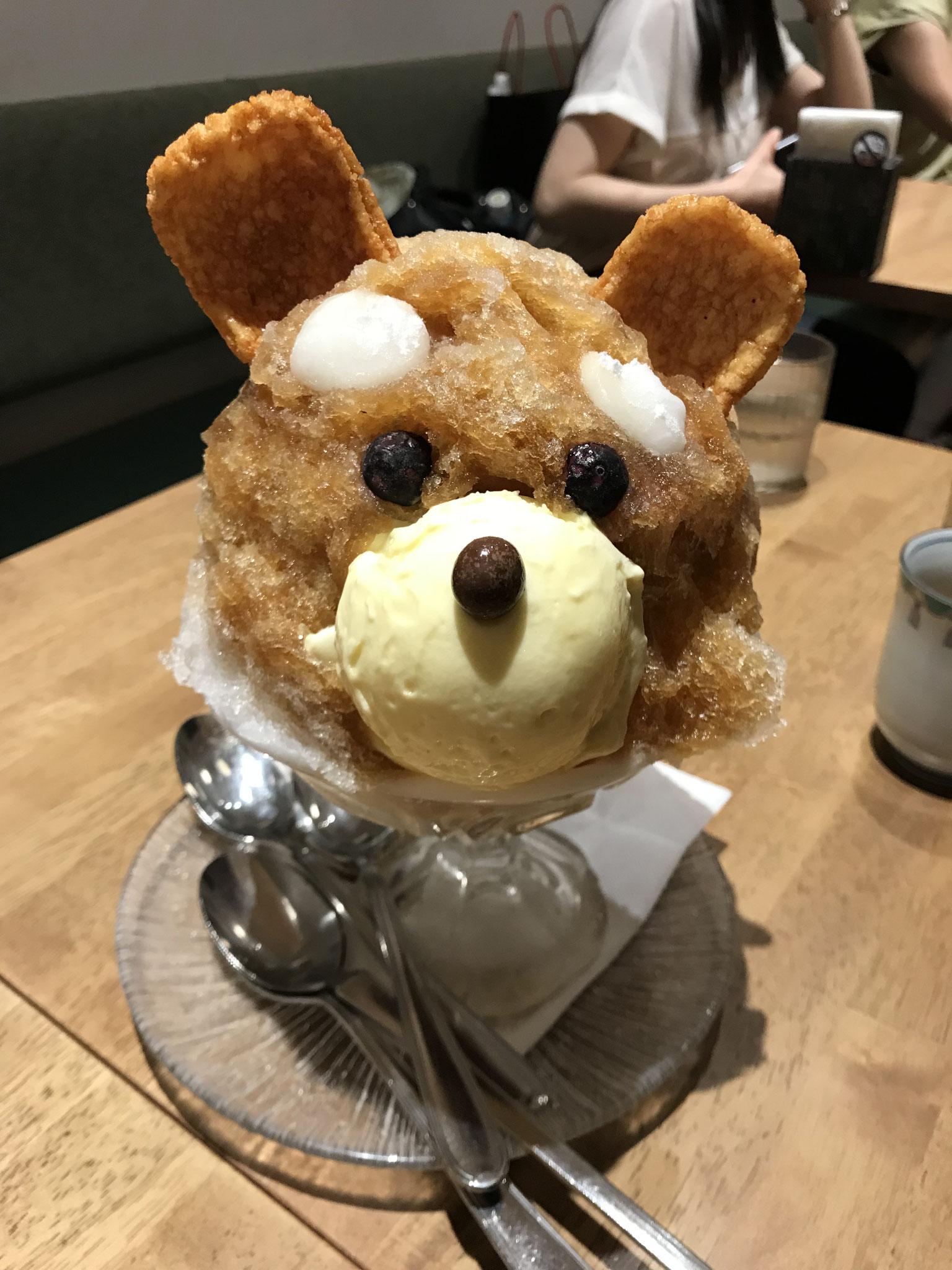 つん白熊(むじゃき・鹿児島市)