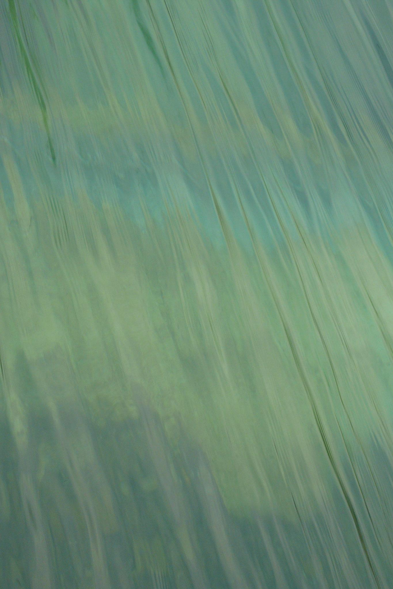 "Anja Knecht, ""turchese profondo cremoso.pastello della natura"", 2021, analoge Fotografie Baryt, 100 x 70 cm"