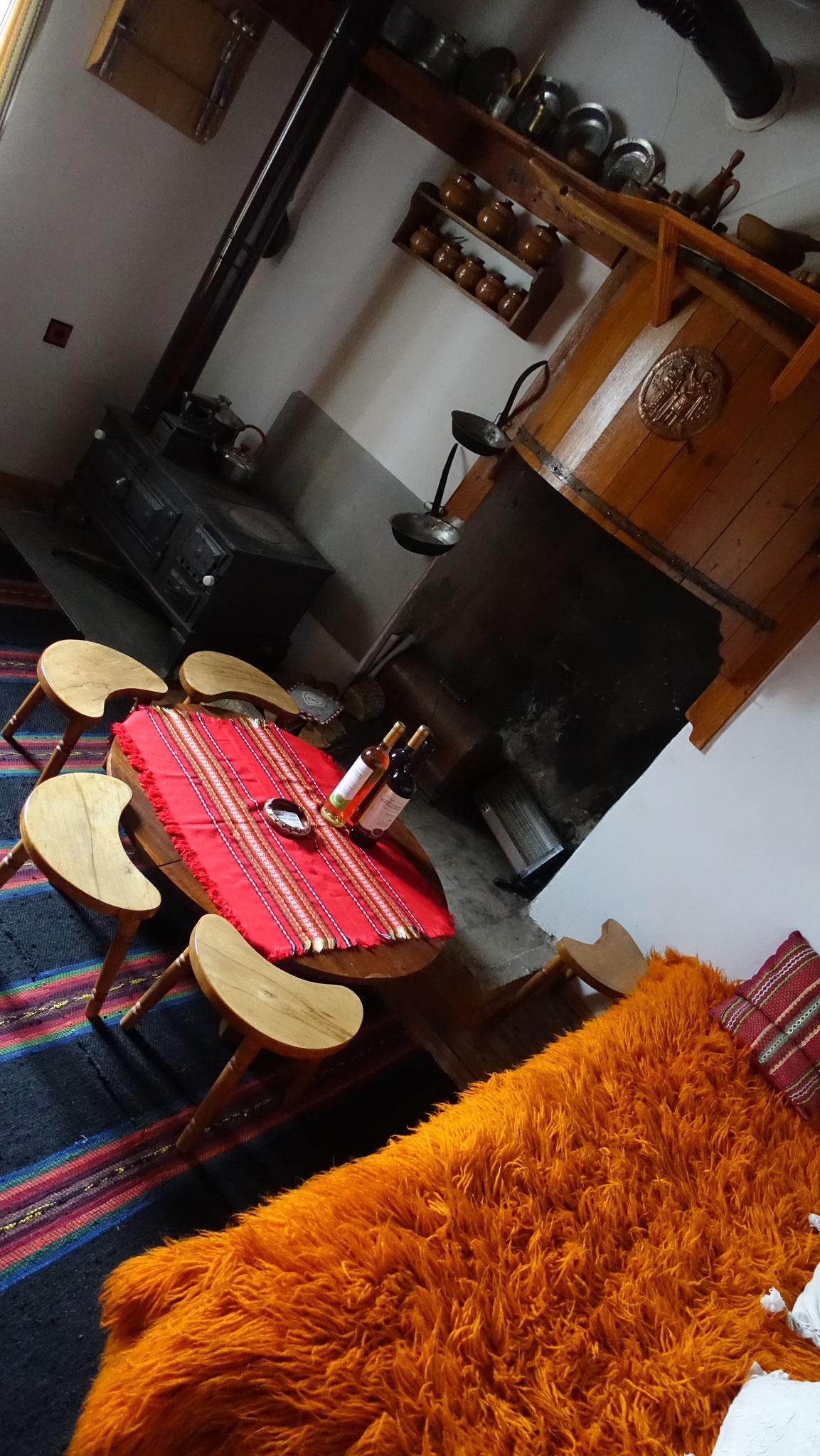 Ein traditionell bulgarisches Guesthouse