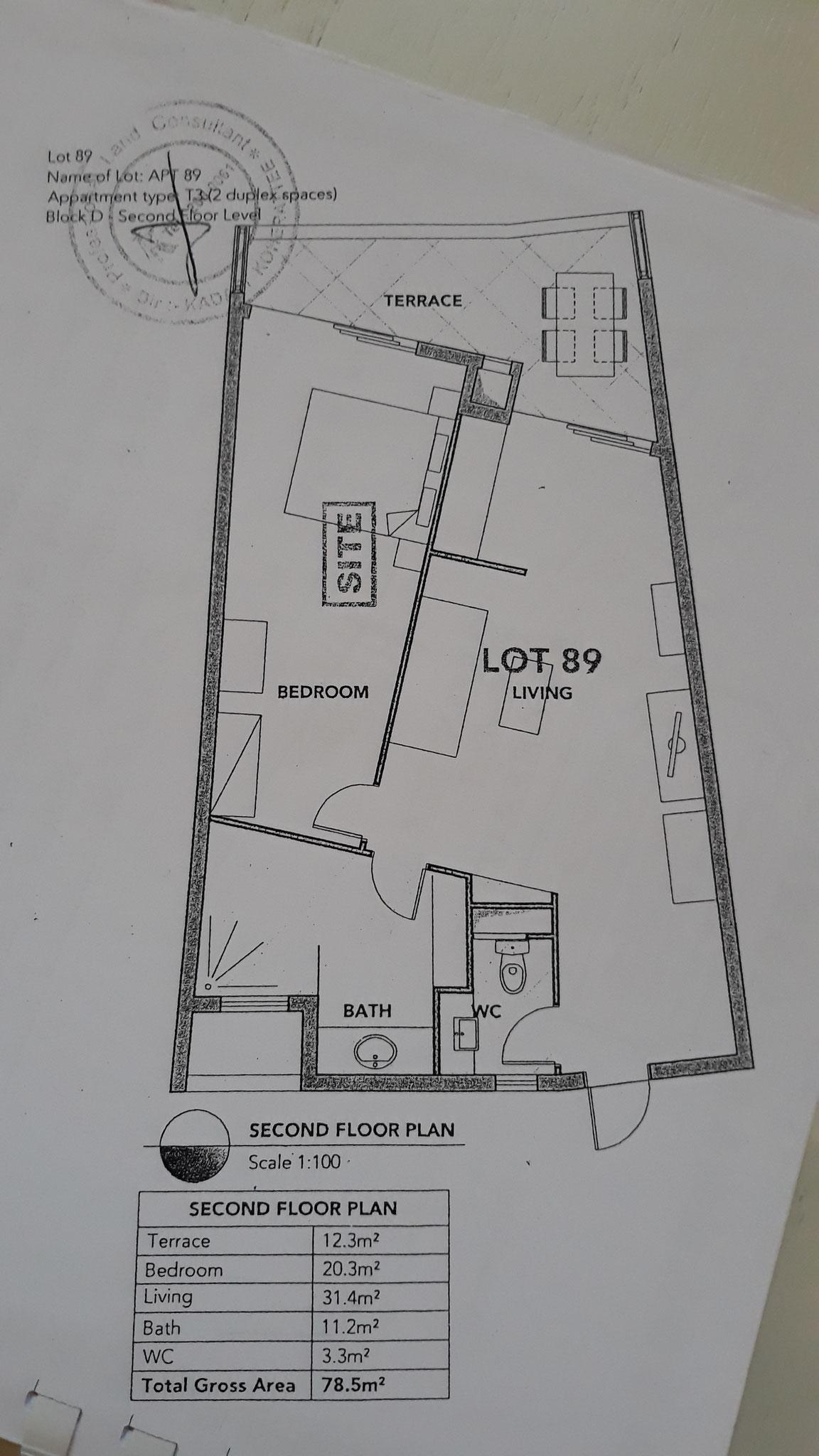 achat et vente appartement BE COSY RES investissement trou aux biches ile maurice