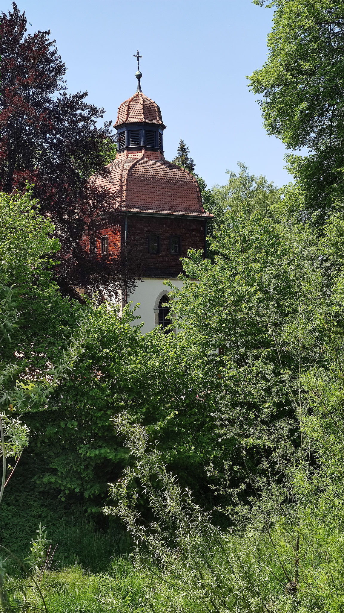 Weiler Kirche in Owingen