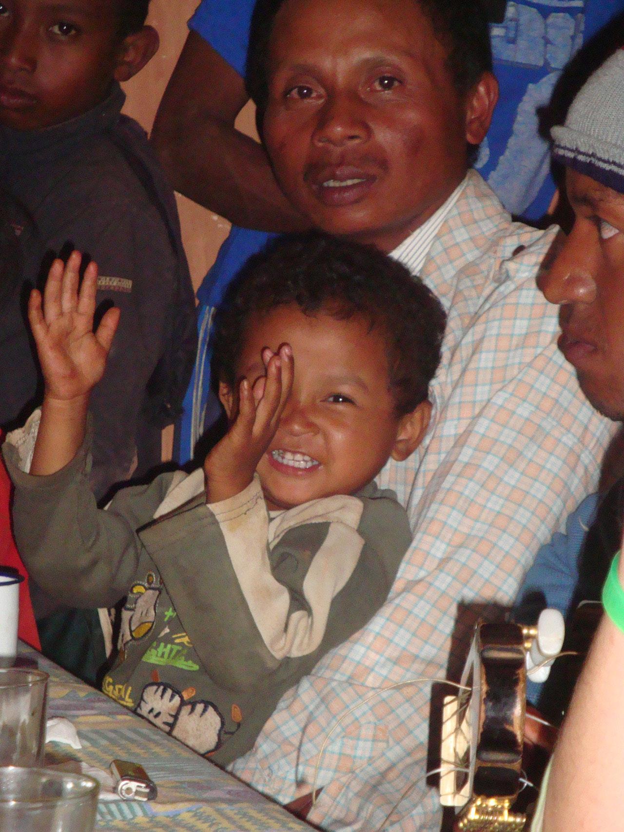 Dîner chez l'habitant - circuit à Madagascar