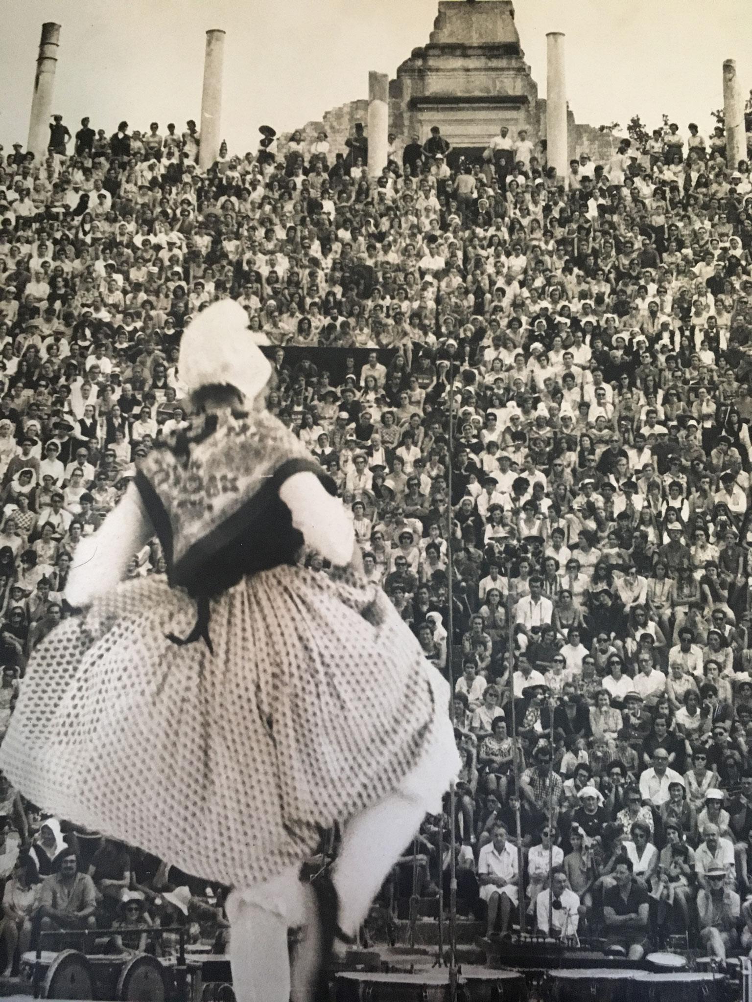 Choralies Vaison la Romaine 1959