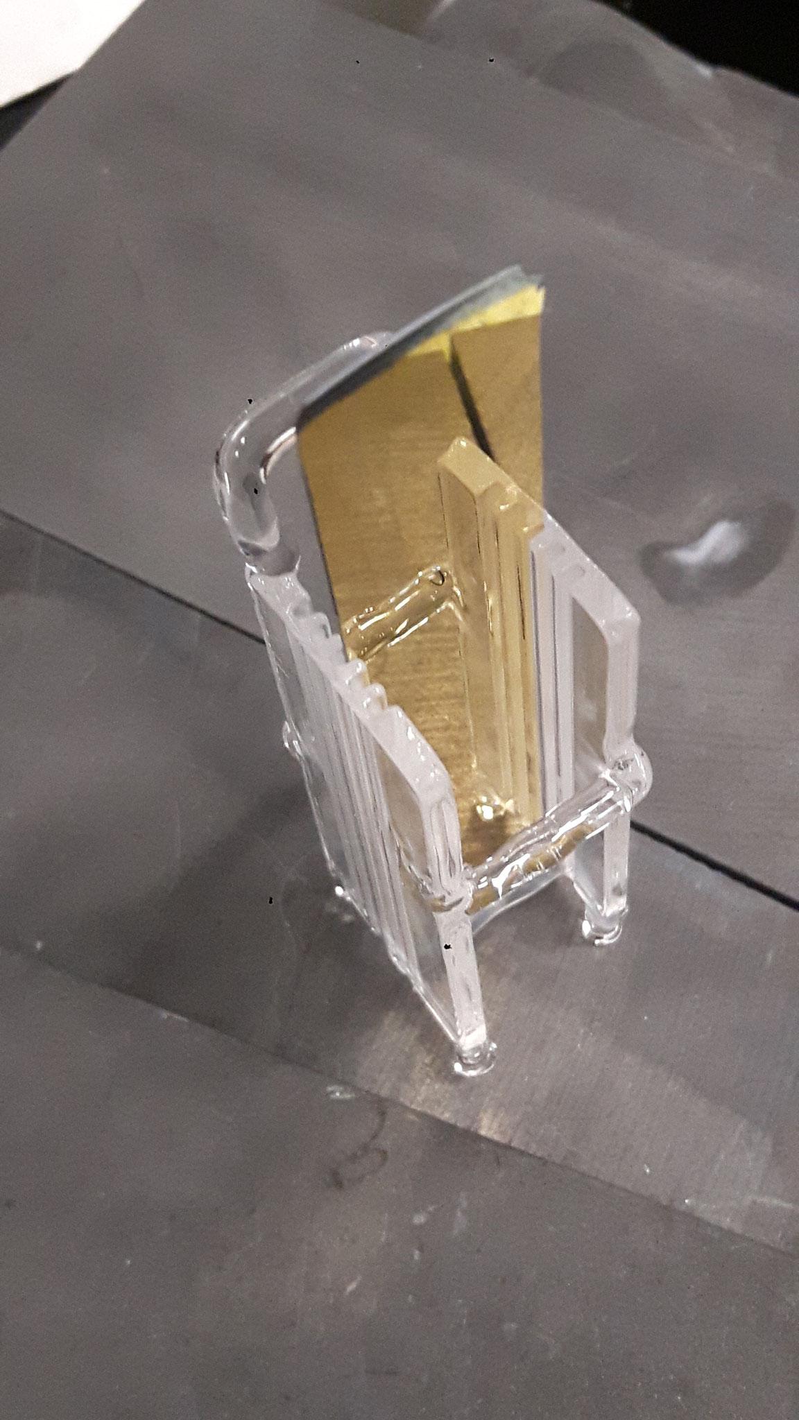 sample holder, quartzglass