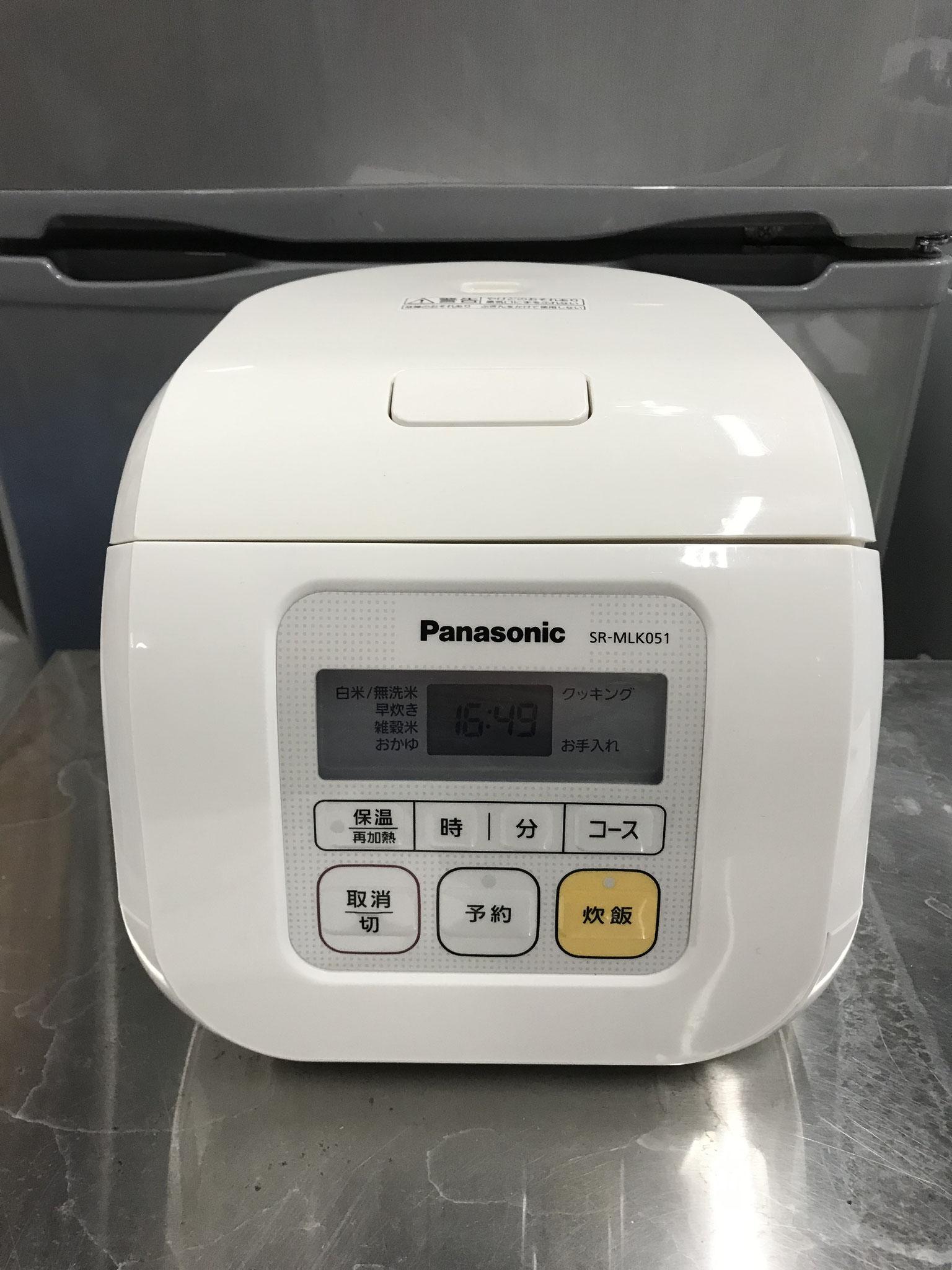 2014年 3合炊き 炊飯器 500円買取
