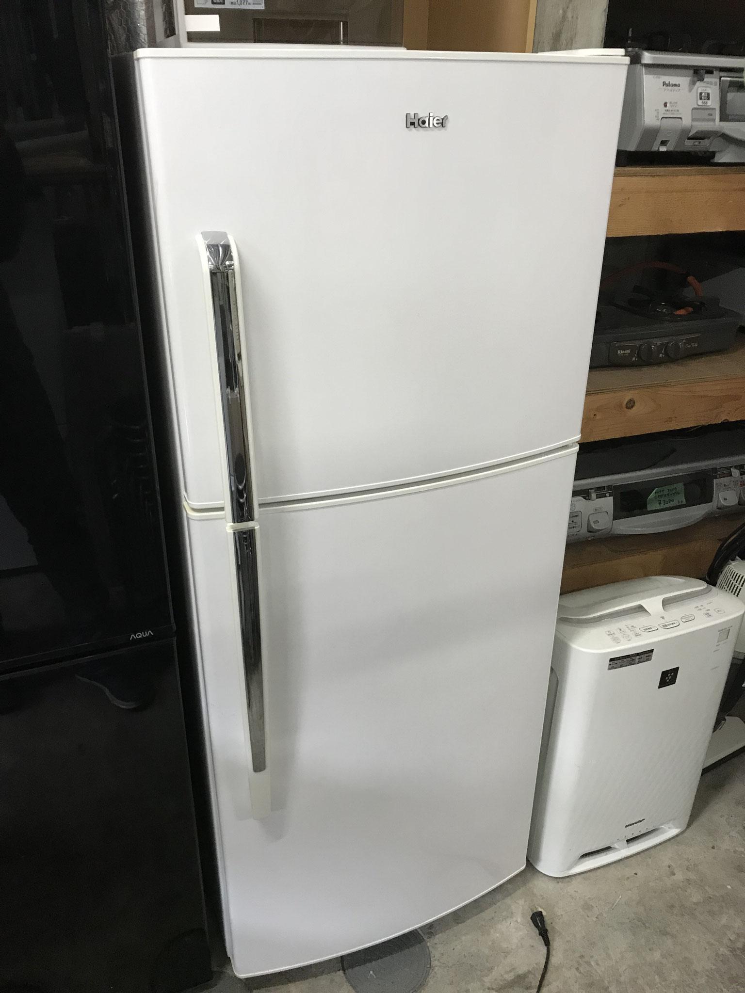 2014年232L2ドア冷蔵庫札幌買取1000円