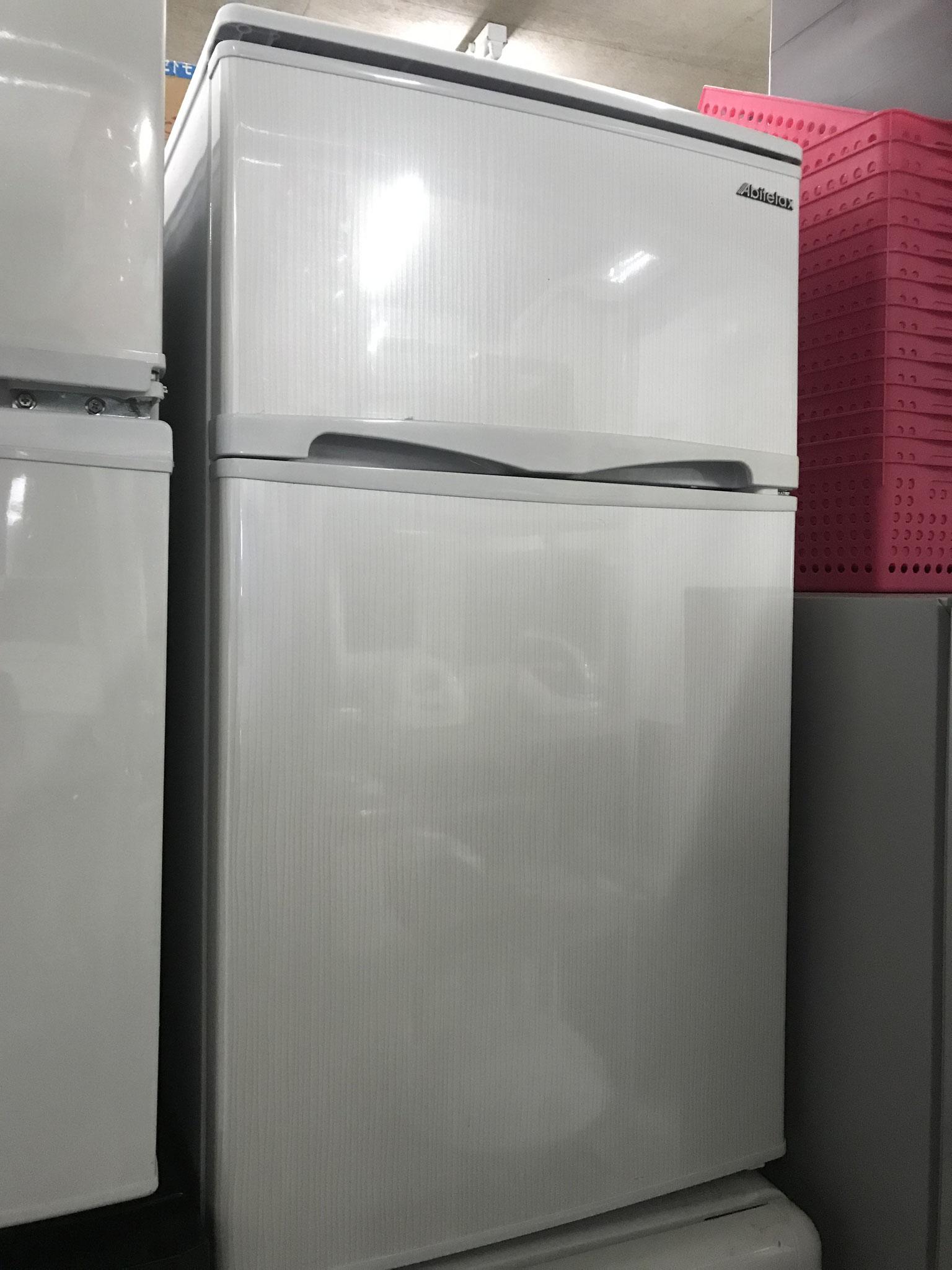 2015年96L2D冷蔵庫札幌買取2000円