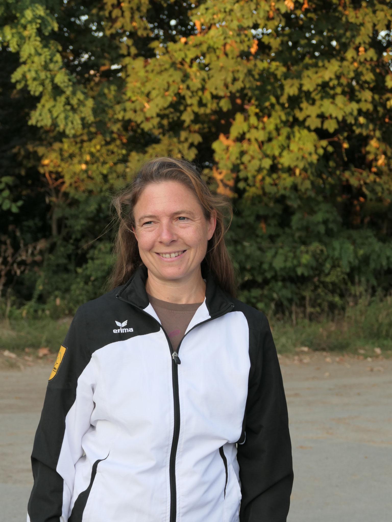 Sabine Kersten - Voltigierbeauftragte - Förderteam - verantworlich für alle Voltipferde - alle Gruppen