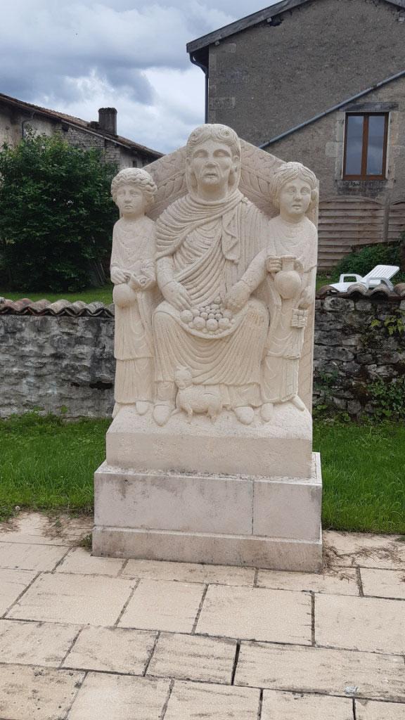 La déesse-Mère (reproduction)