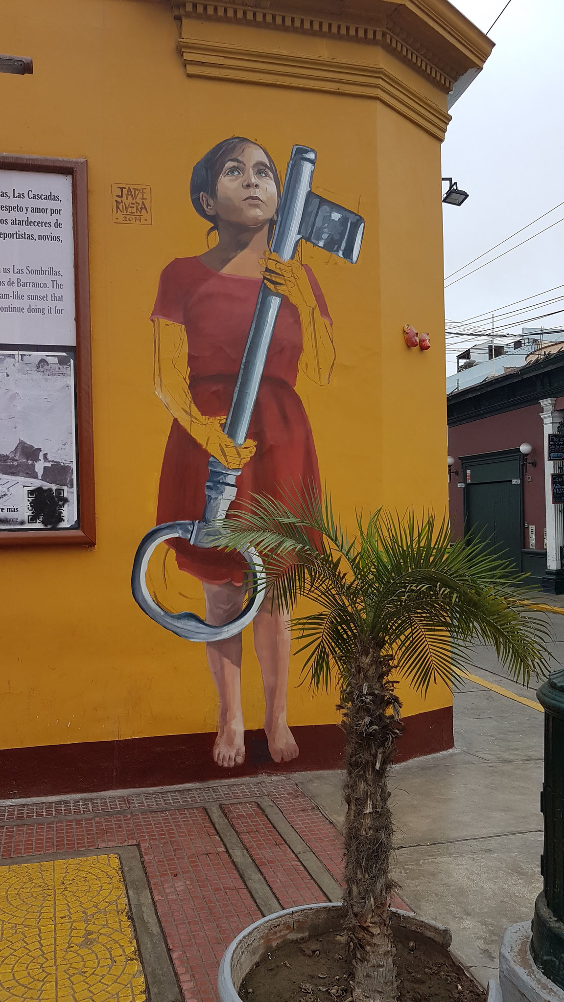 de Jade Rivera  - Barranco - Pérou