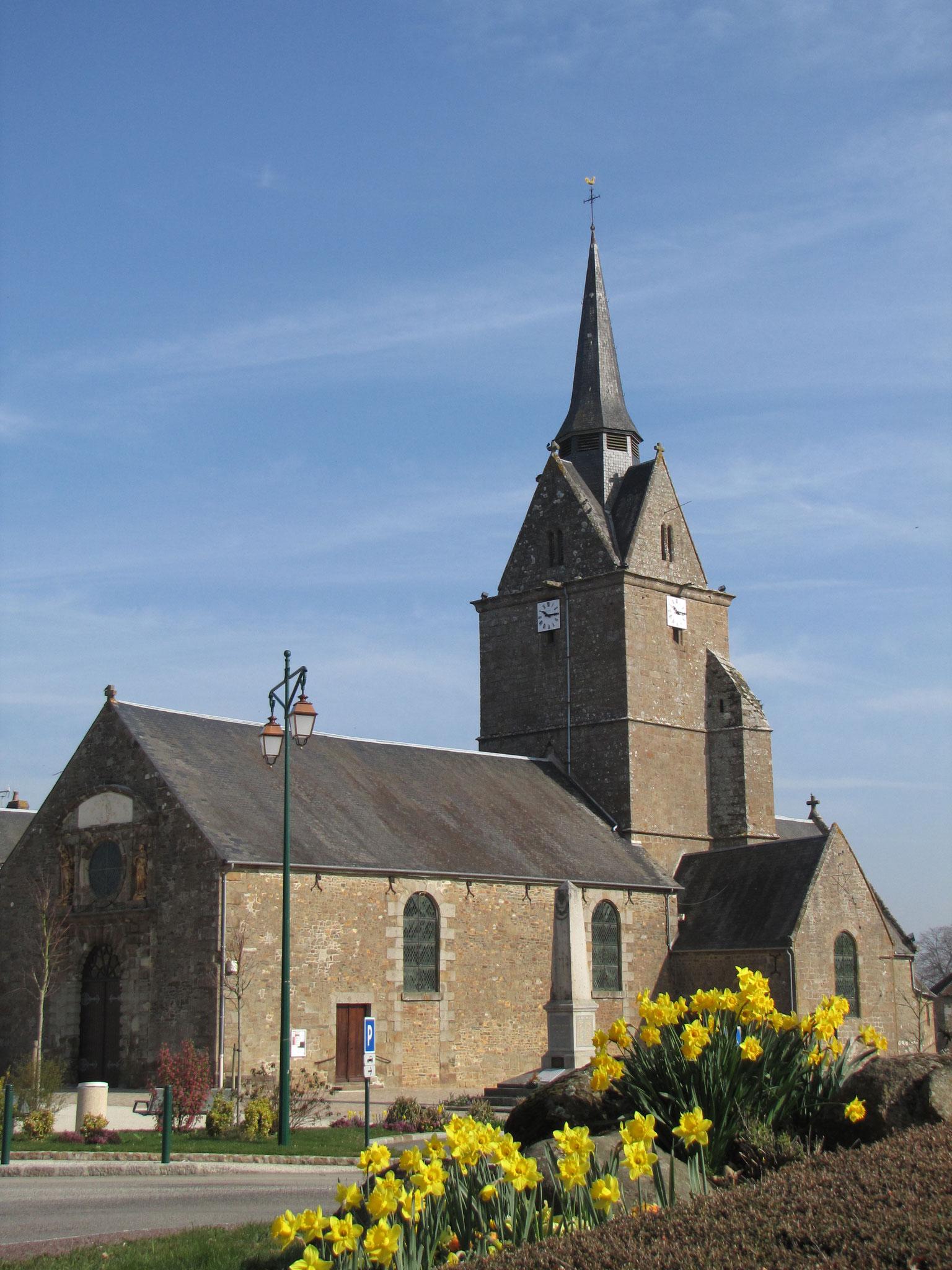 Eglise de Rânes