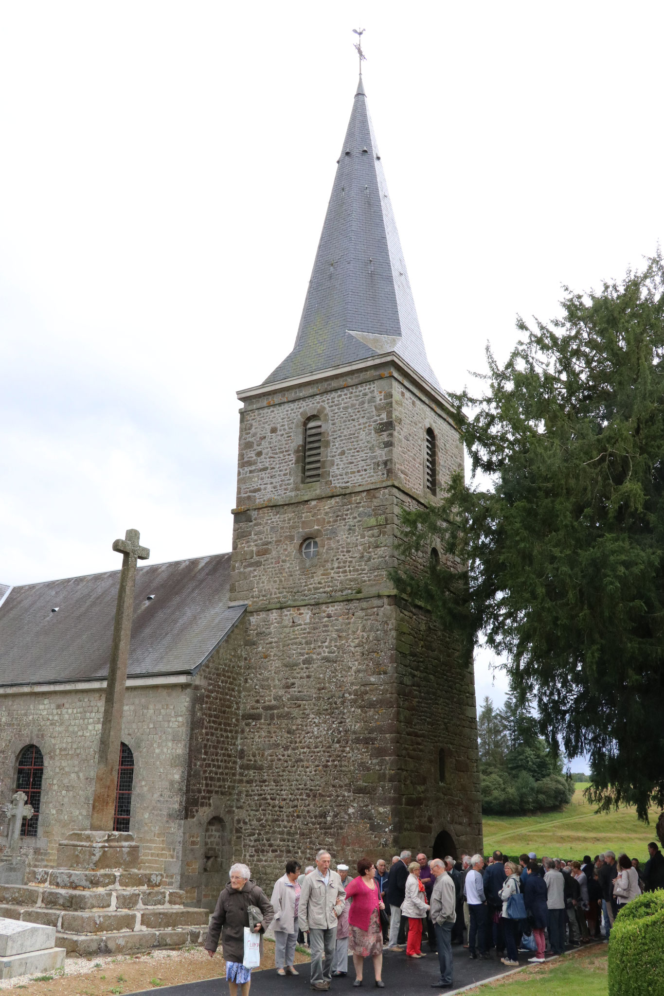 Eglise de Lonlay le Tesson