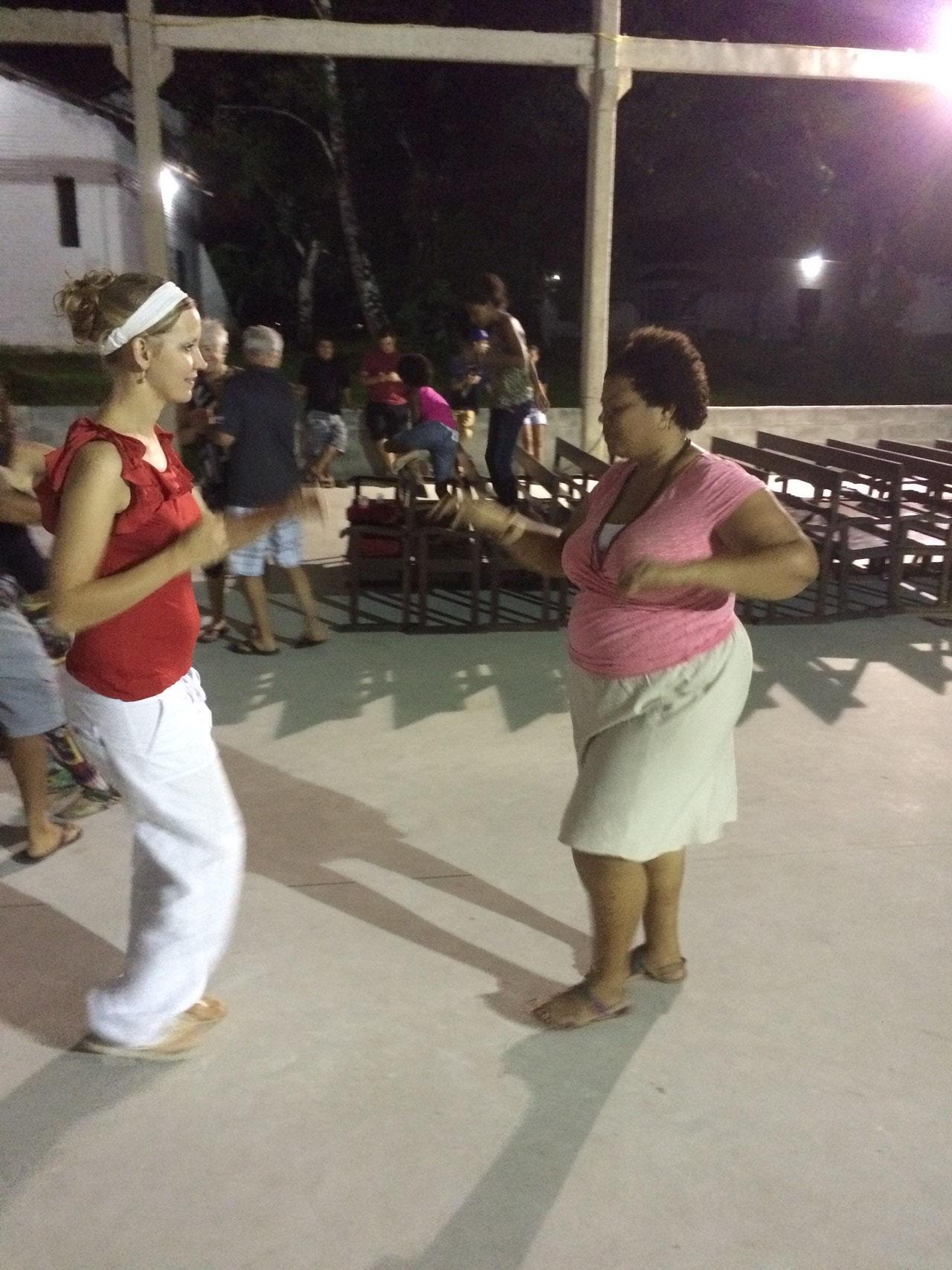1. SpecialDinner: Tanzunterricht... =)