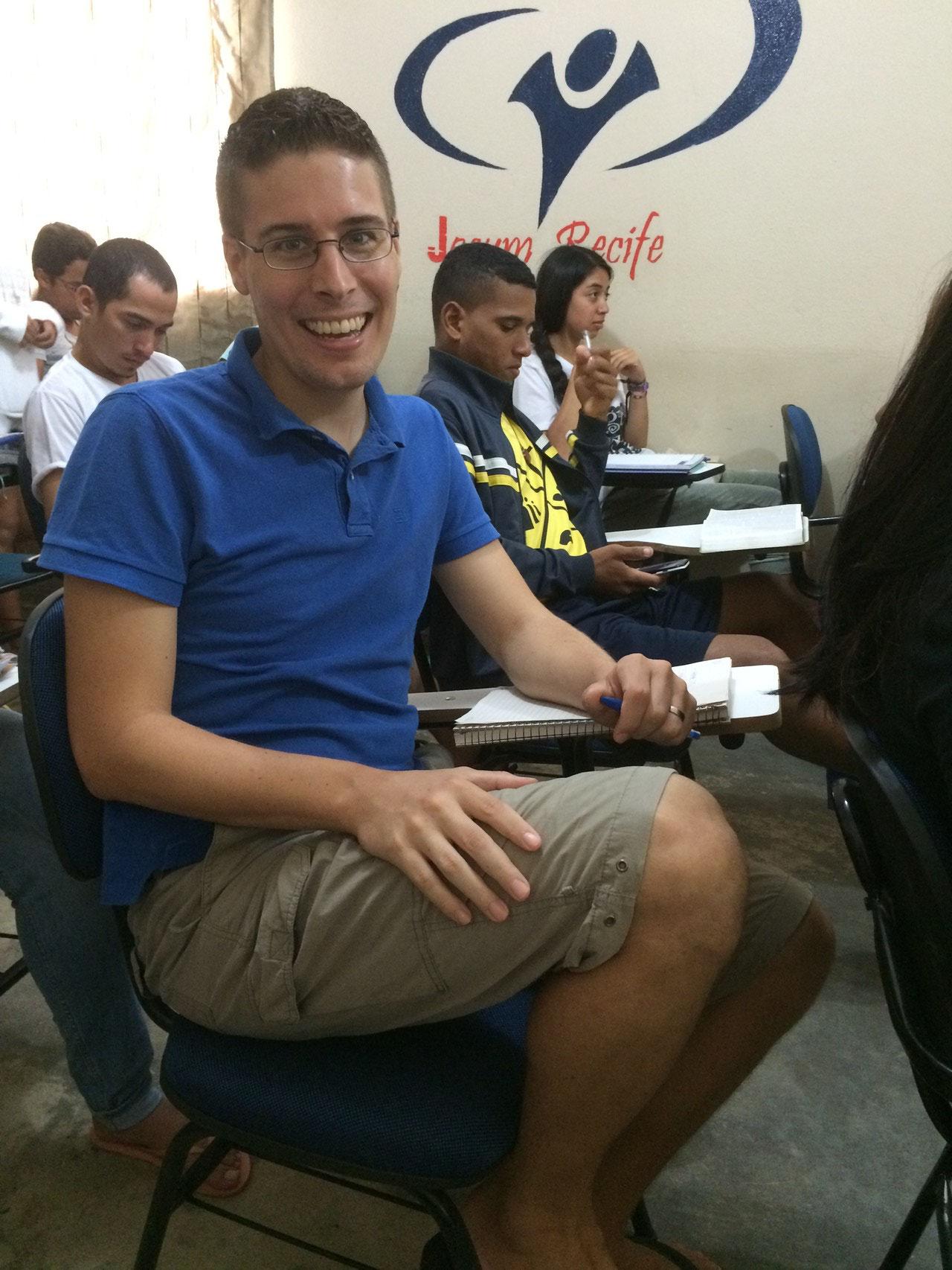 Student Tobias =)