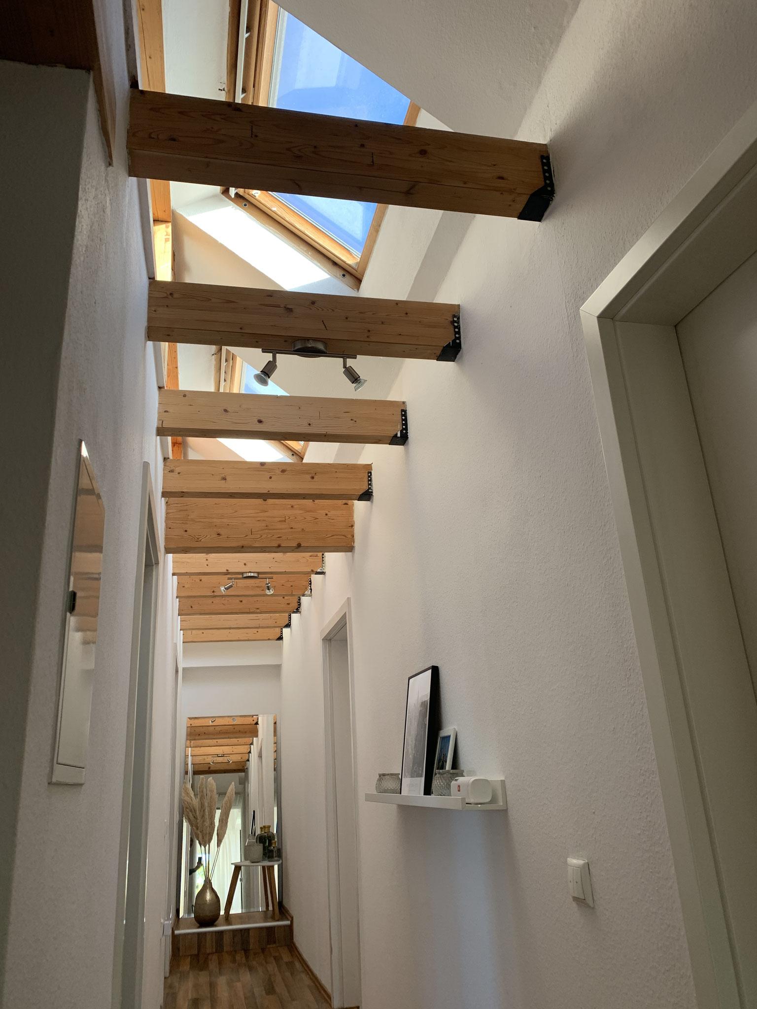 Innenausbau aus Holz