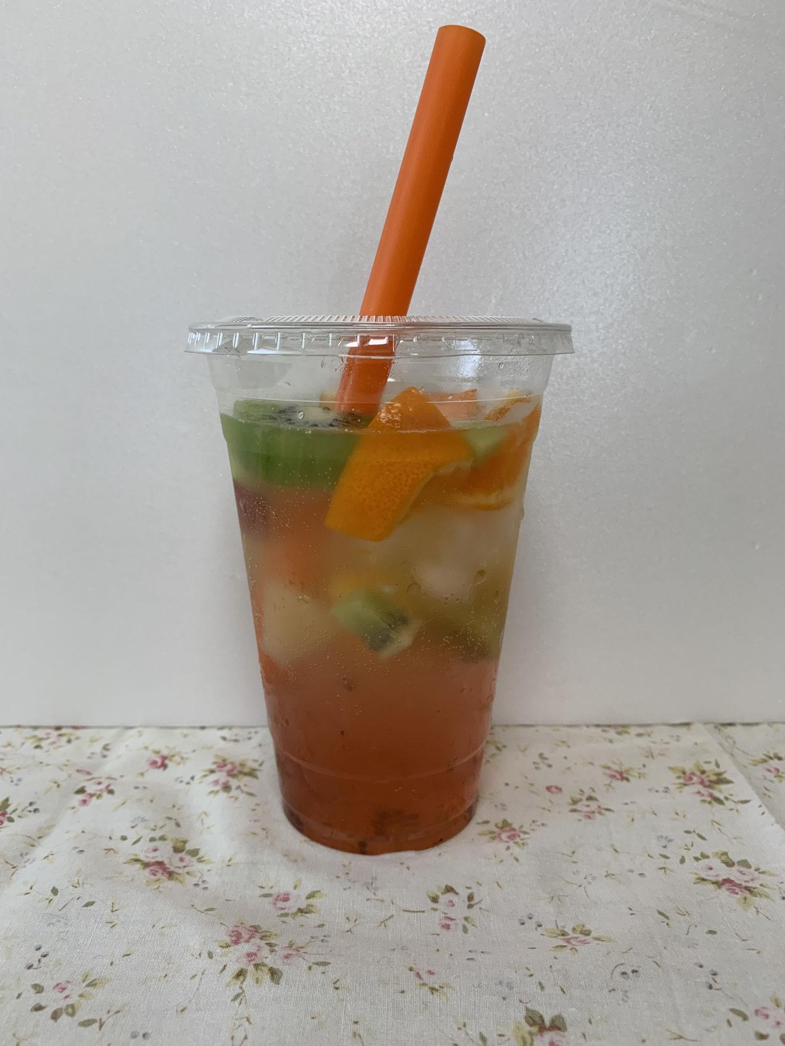 5/7から「しあわせの酢」ソーダ割テイクアウト販売開始です!