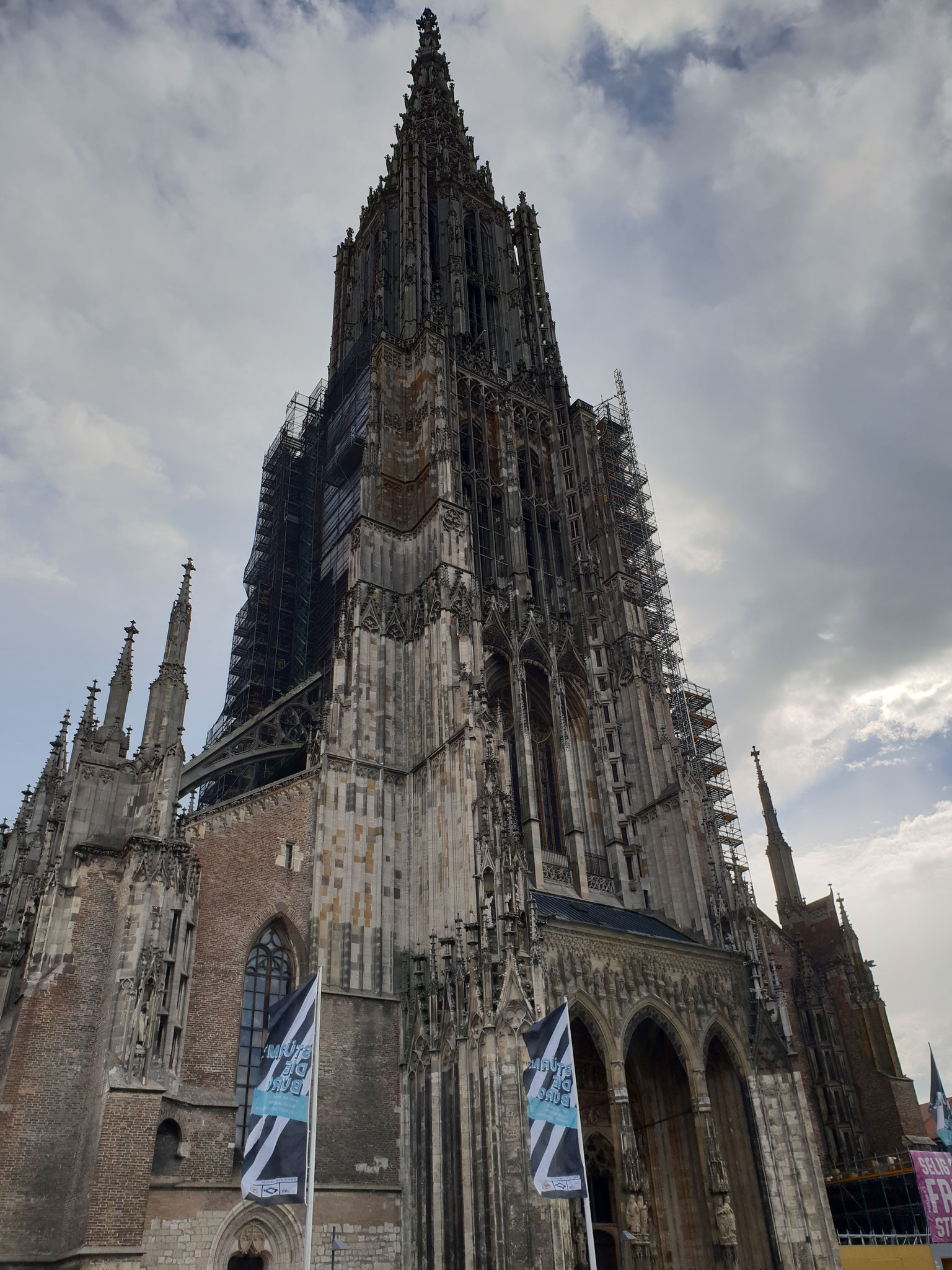 Offenbar der höchste Turm Deutschlands