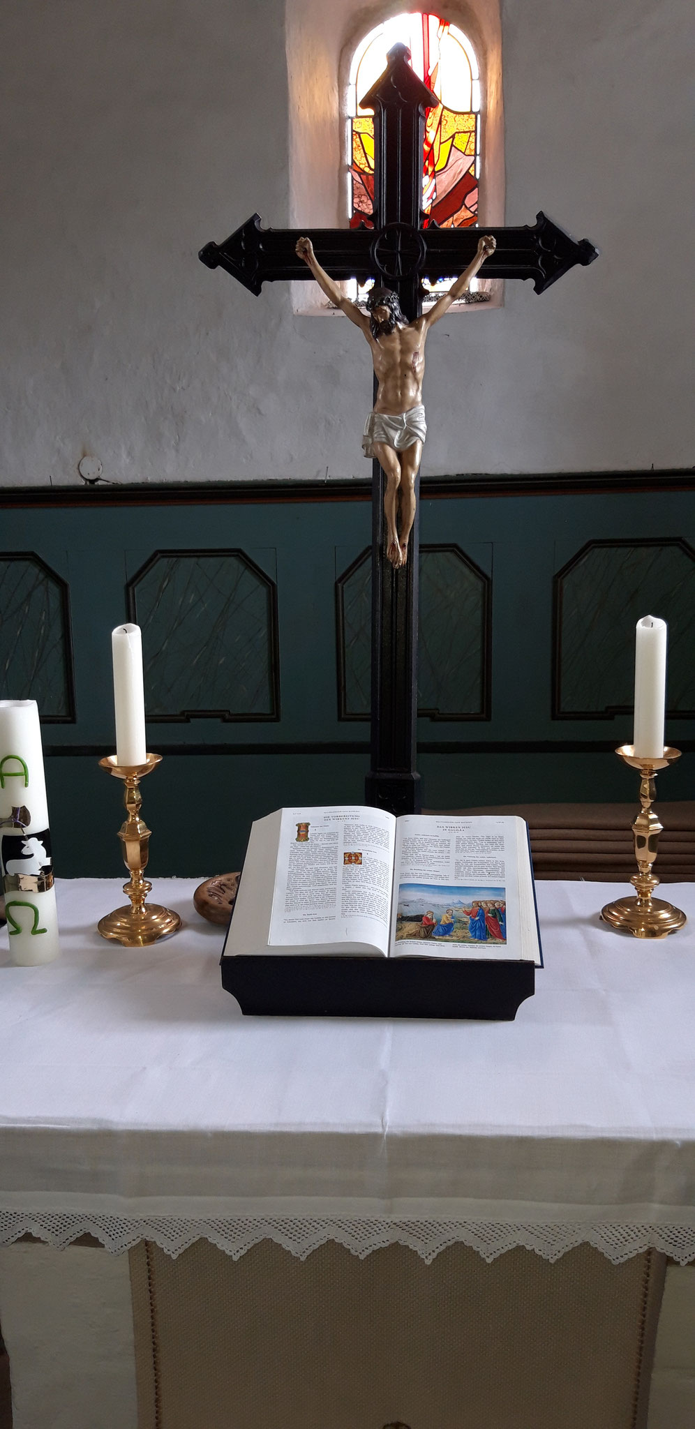 Kirche Dilschhausen   Bildquelle: Privatfoto