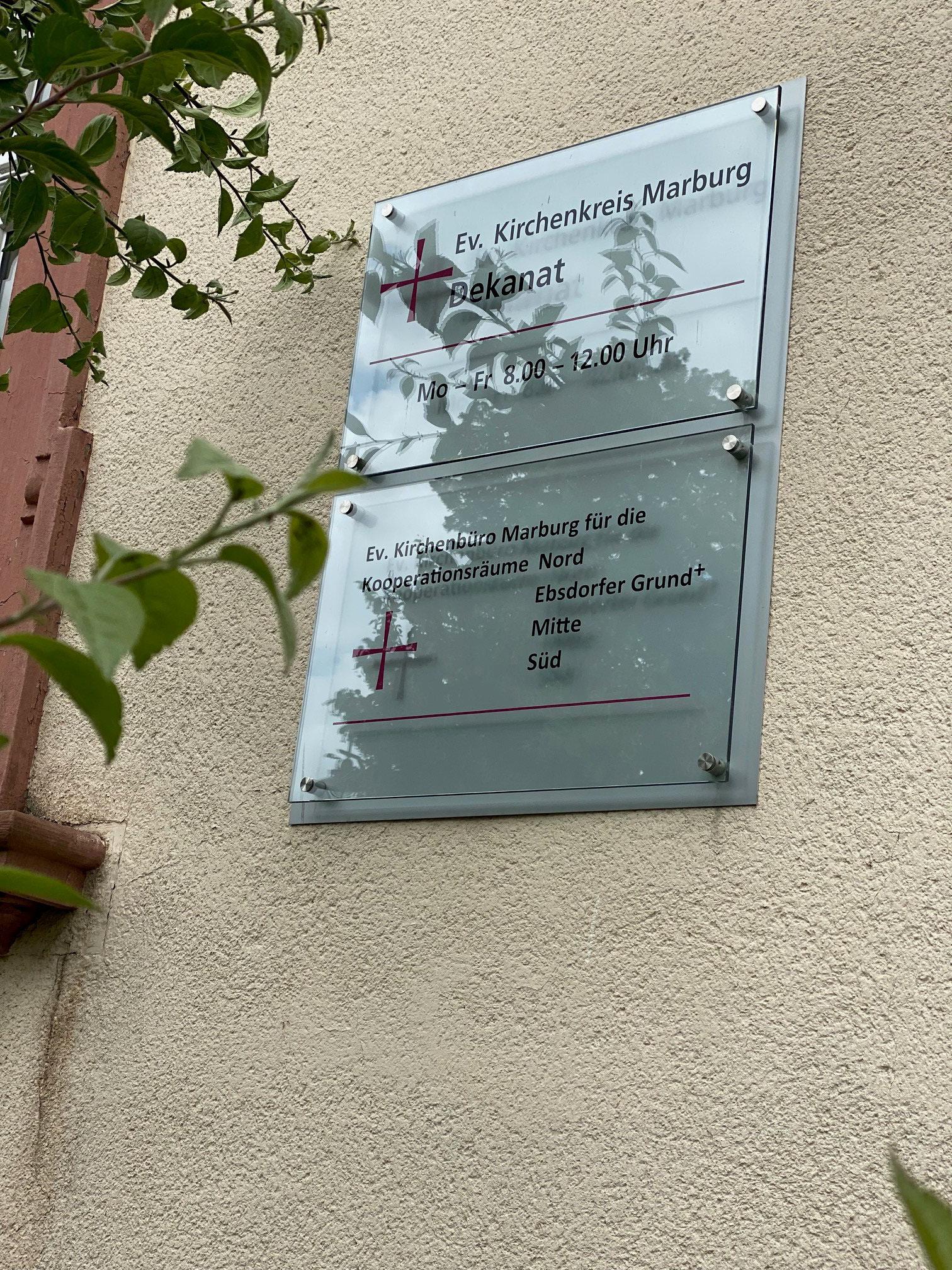 Ev. Dekanat Marburg I Bildquelle: Sarah Mohr