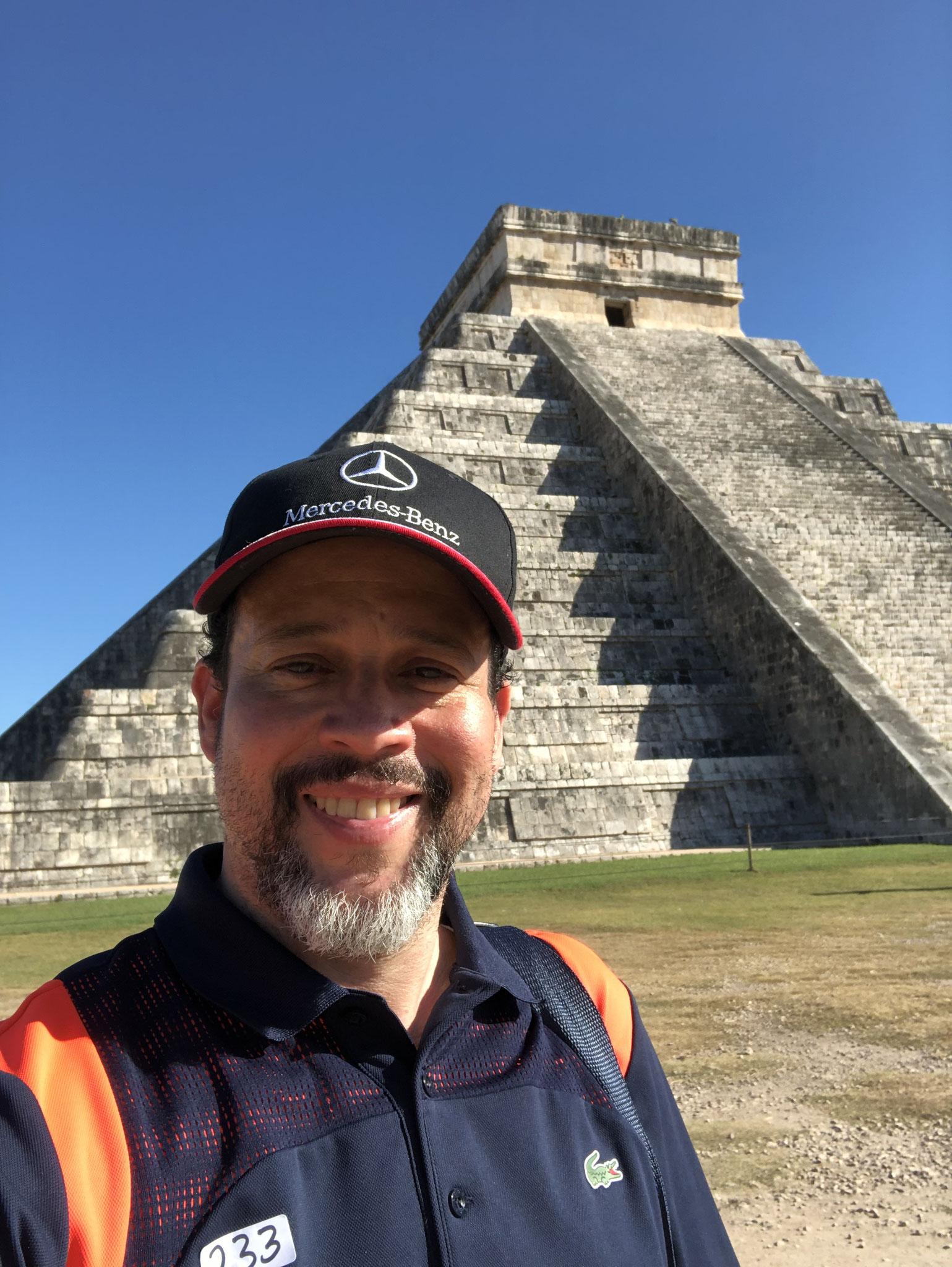 Templo de Kukulkan, Chichén Itzá, Mexico